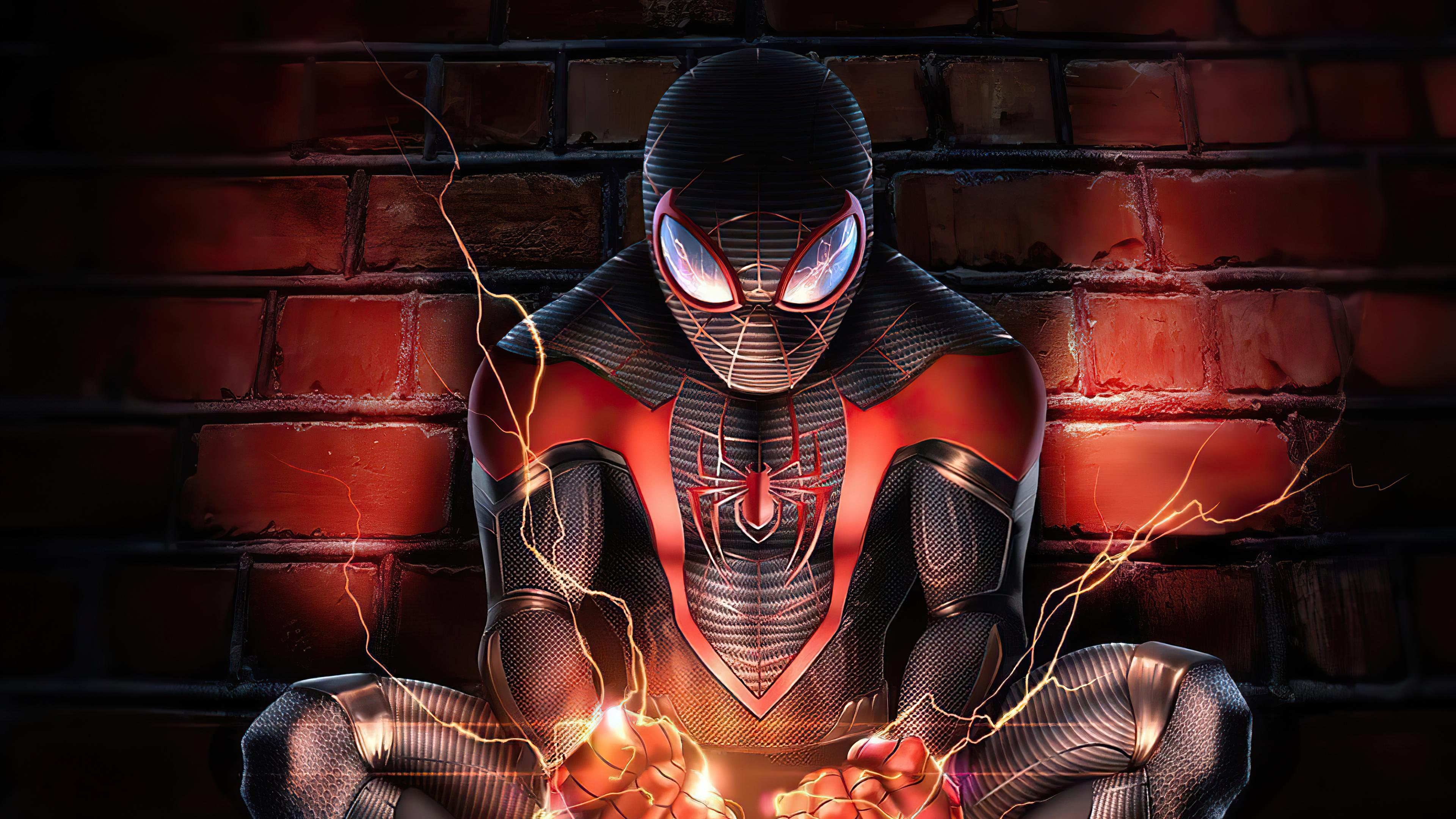 Marvel Spider Man New 4K Wallpaper, HD Superheroes 4K ...