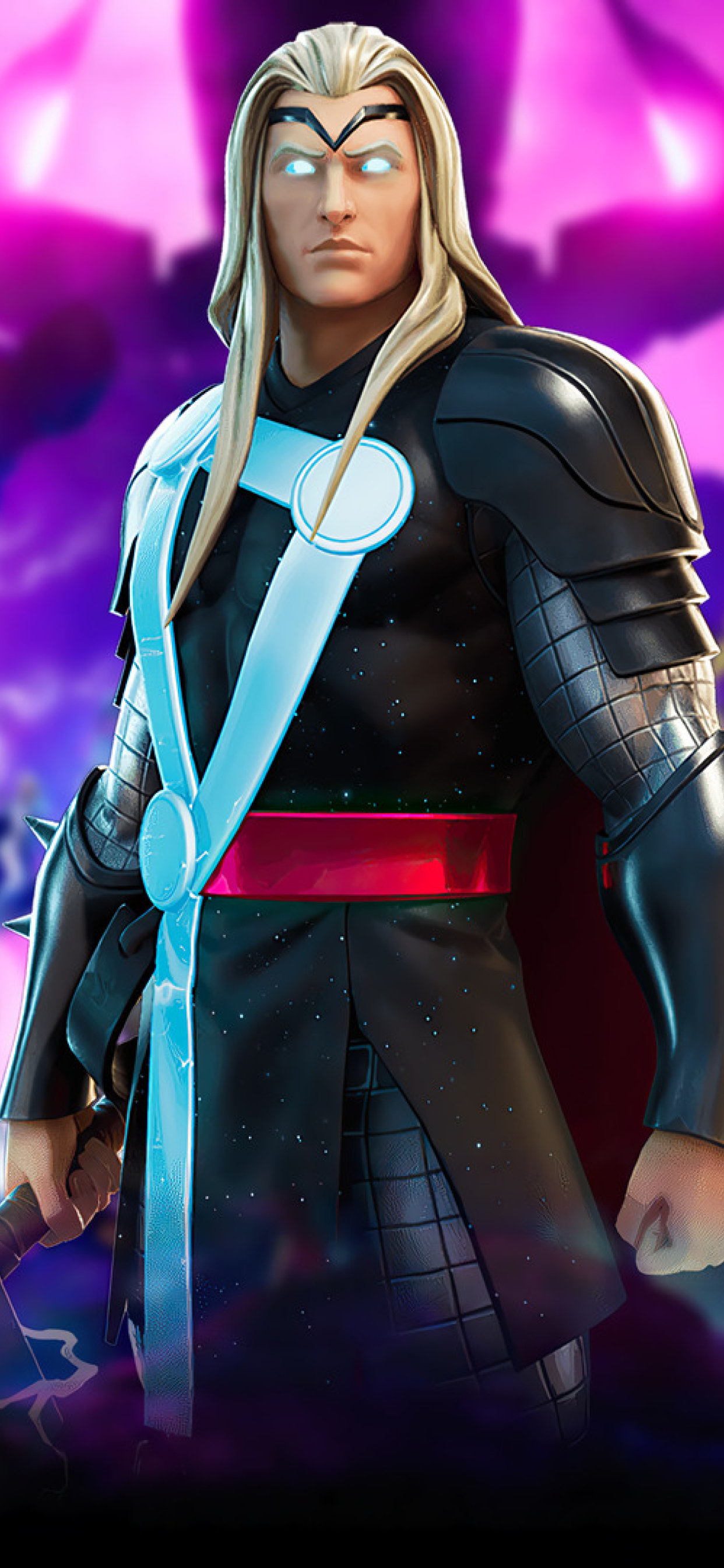 Marvel Thor Fortnite Wallpaper in 1242x2688 Resolution