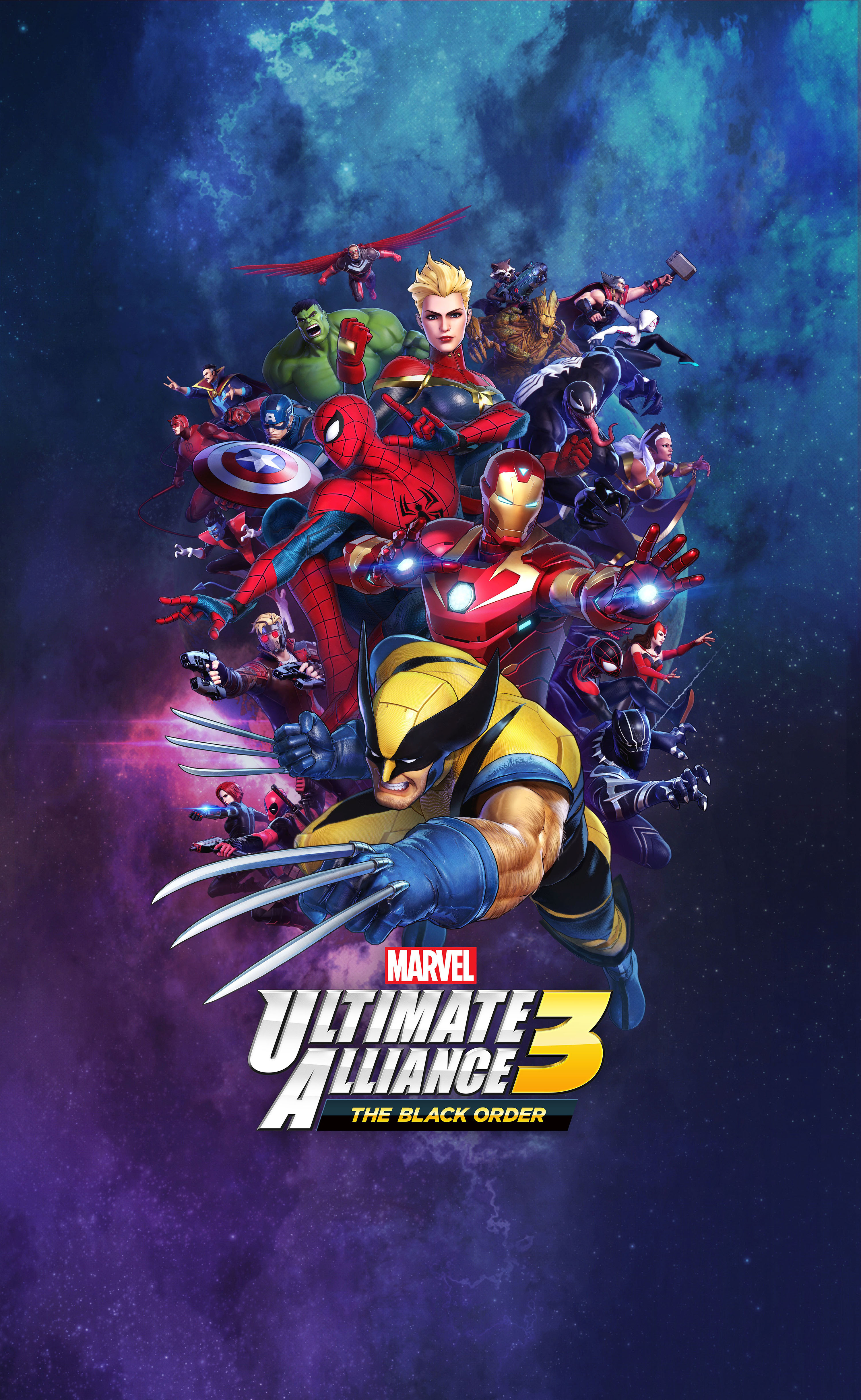 Marvel Ultimate Alliance 3 The Black Order Wallpaper Hd Games 4k