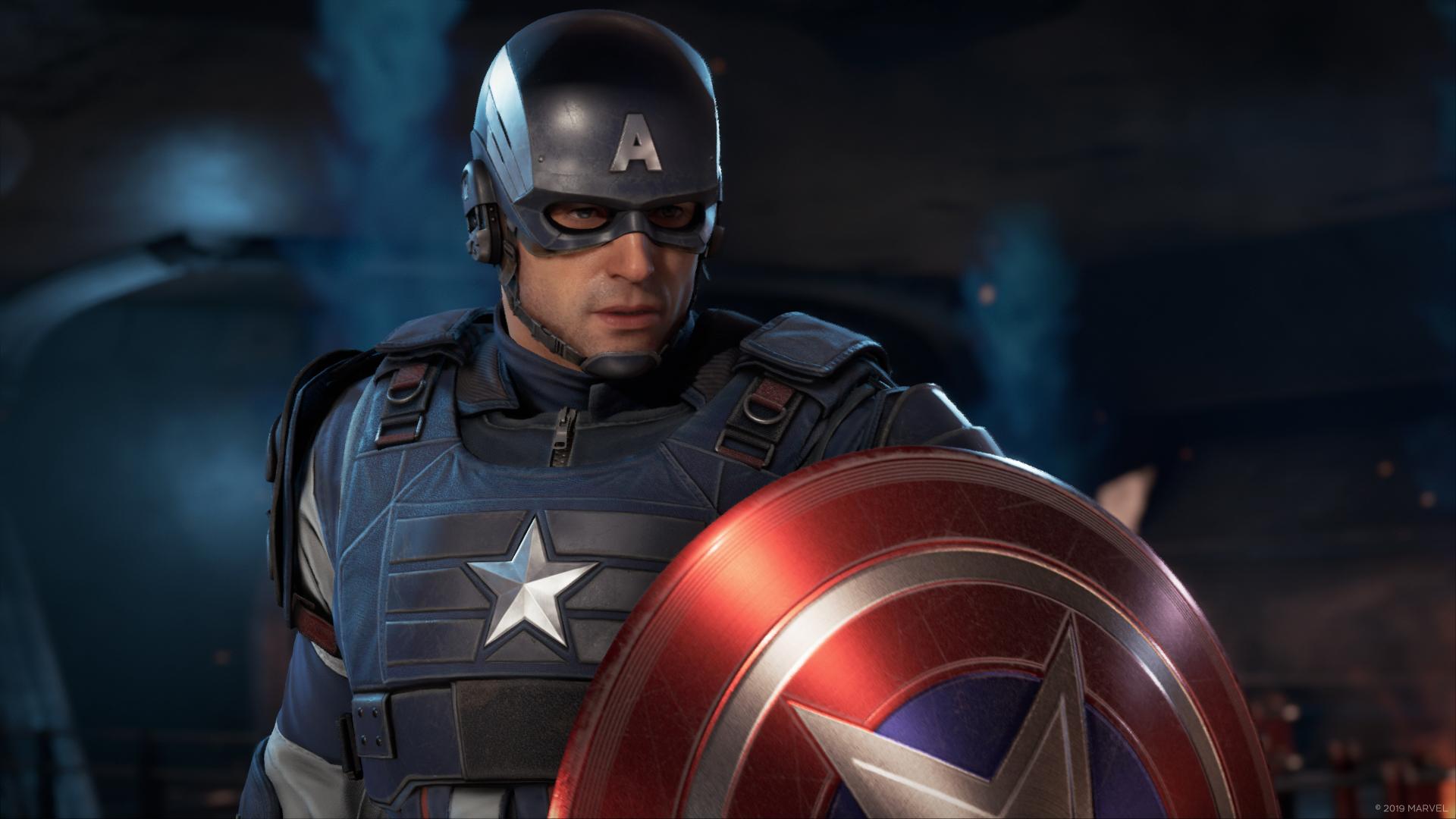 Marvel's Avengers - Kapitan Ameryka
