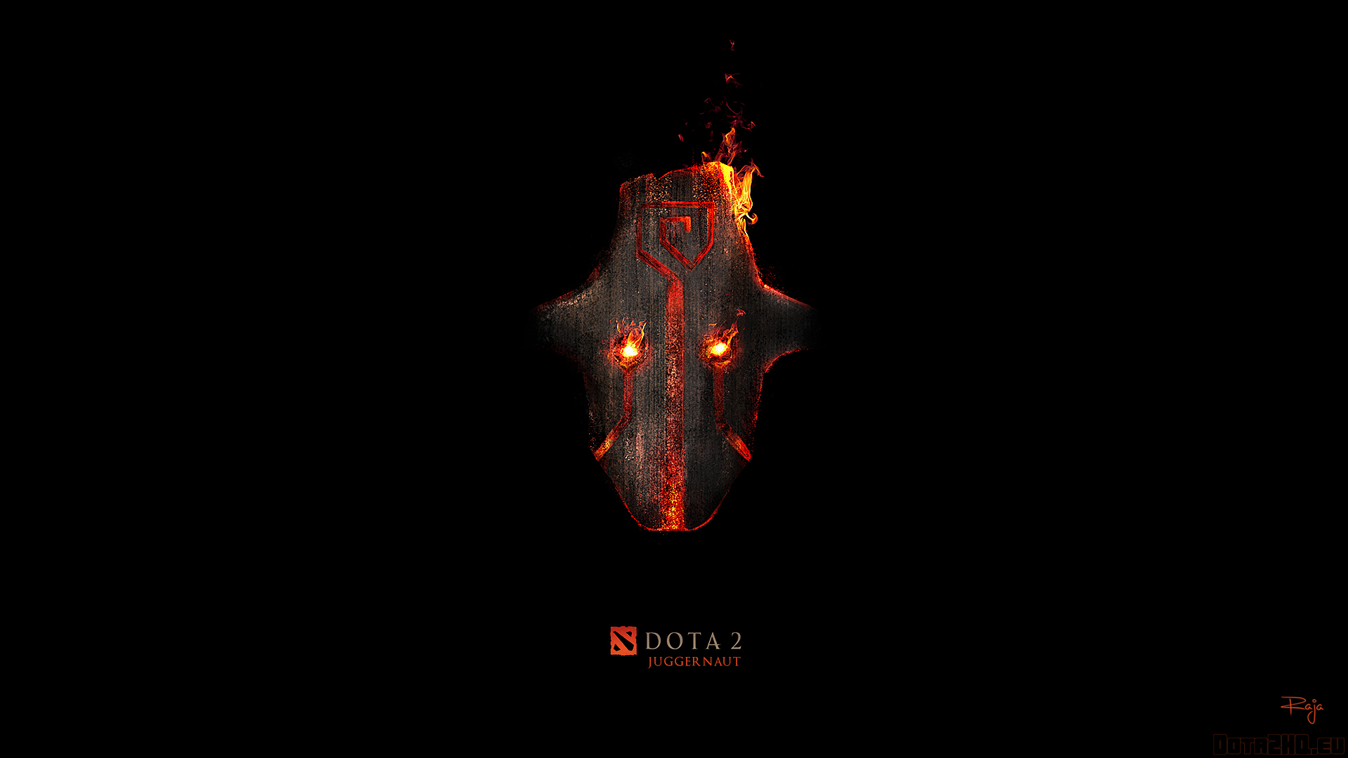 Mask Dota 2 Logo Wallpaper Hd Games 4k Wallpapers Images