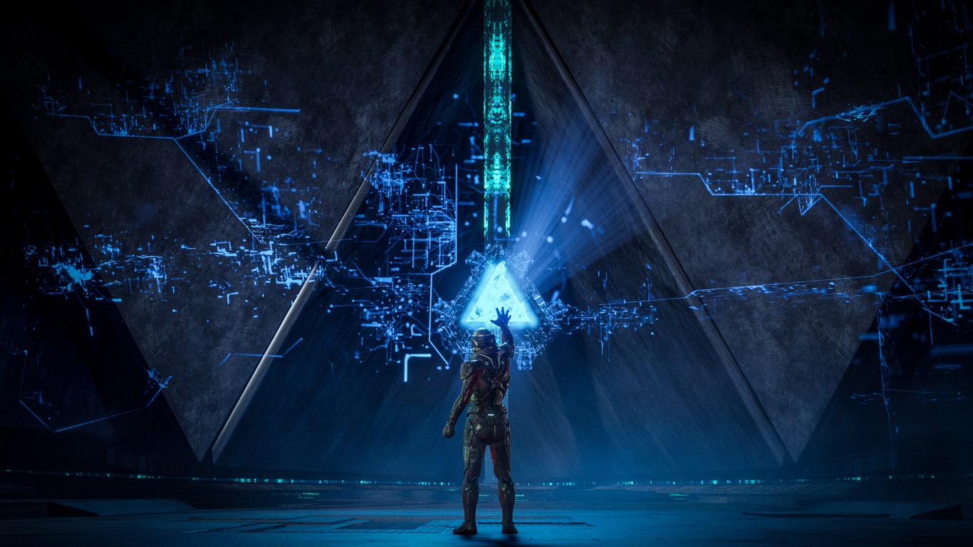 1366x768 Mass Effect Andromeda 2019 1366x768 Resolution