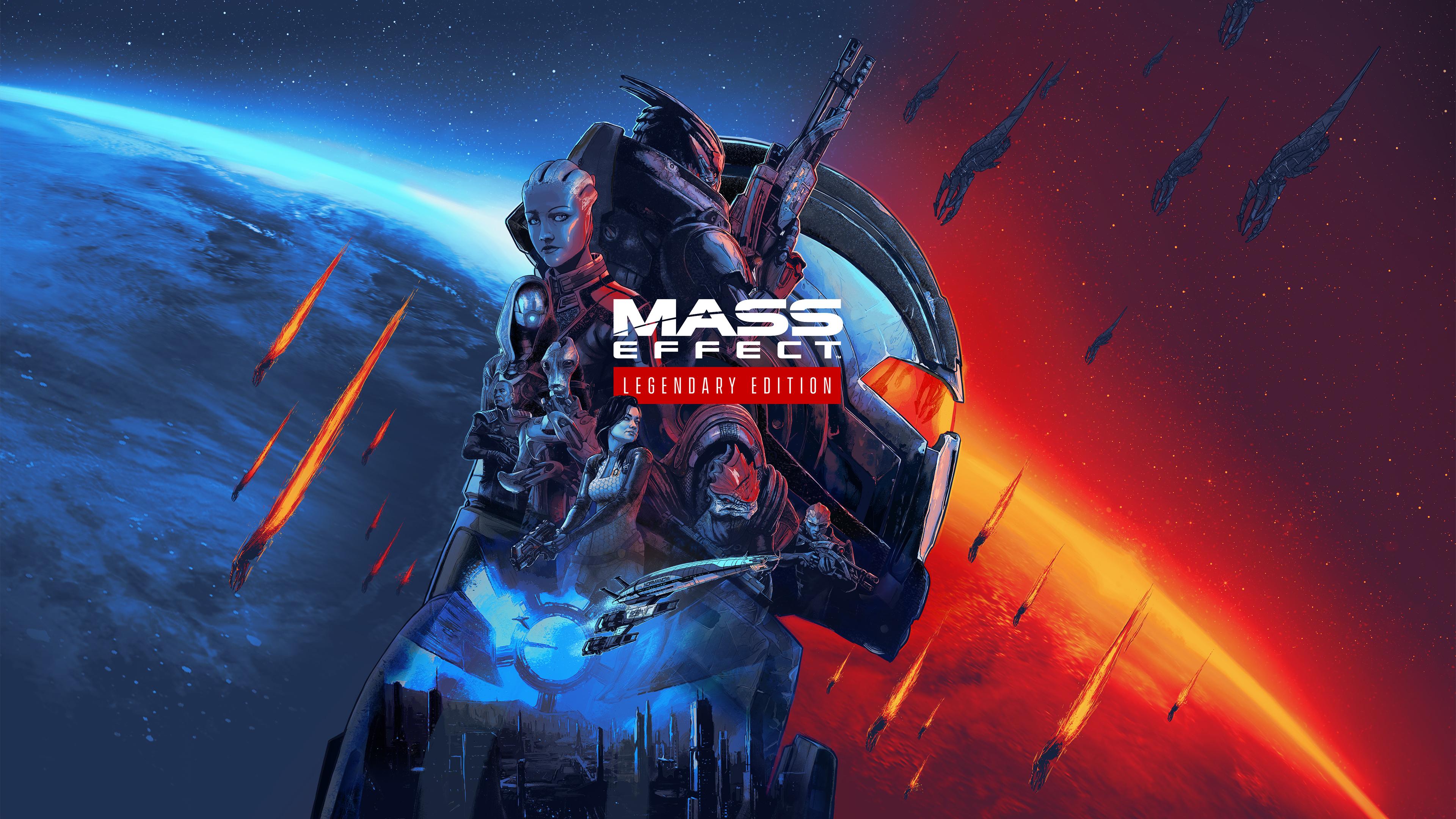 Mass Effect Legendary Edition Wallpaper, HD Games 4K ...