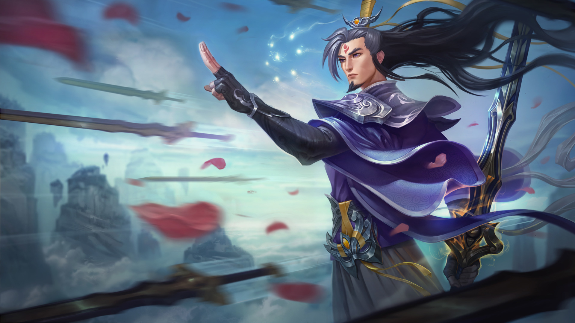 1920x1080 Master Yi League Of Legends 1080p Laptop Full Hd Wallpaper Hd Games 4k Wallpapers Images Photos And Background