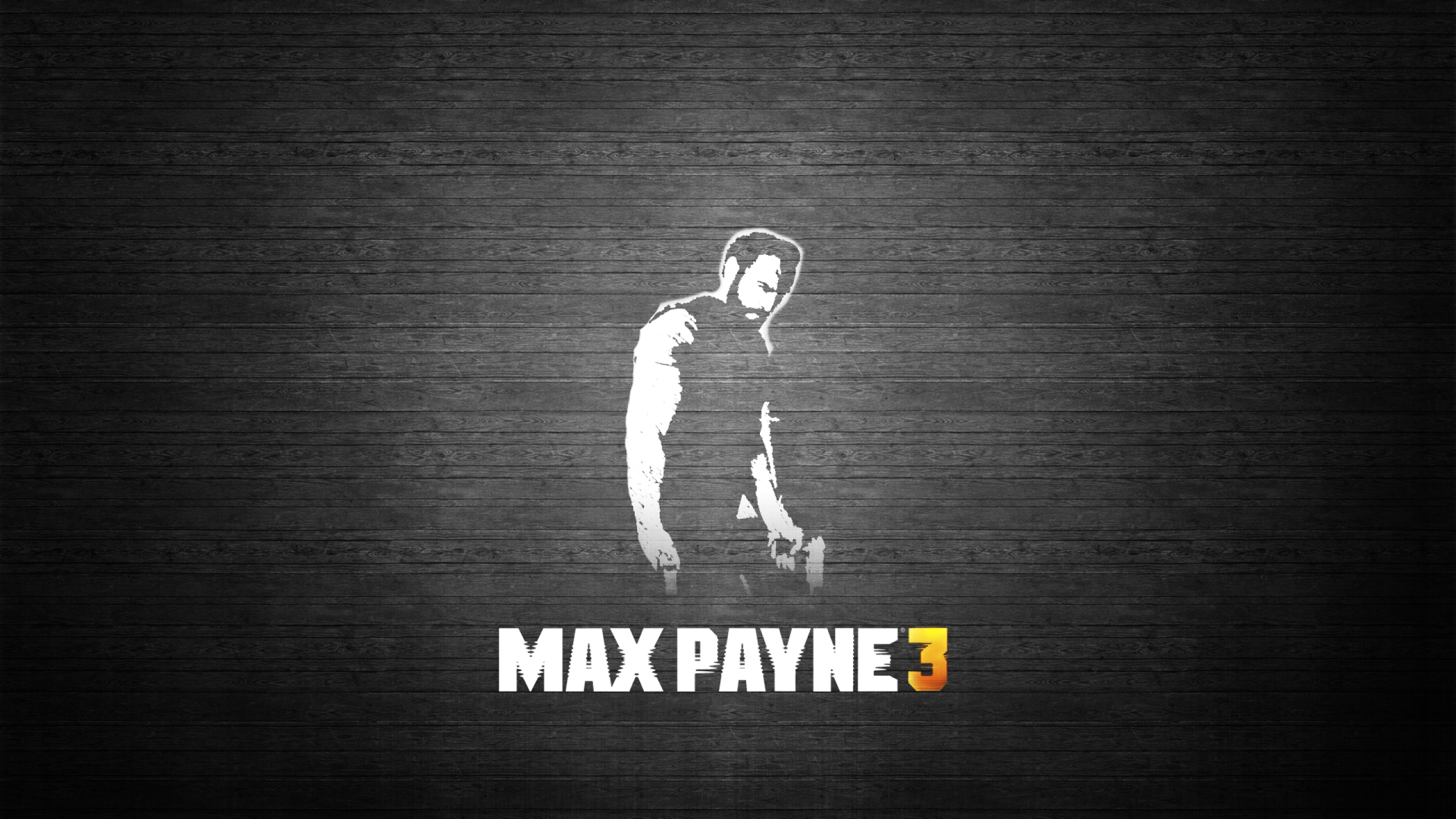 2560x1440 Max Payne 3 Minimalism Art 1440p Resolution Wallpaper
