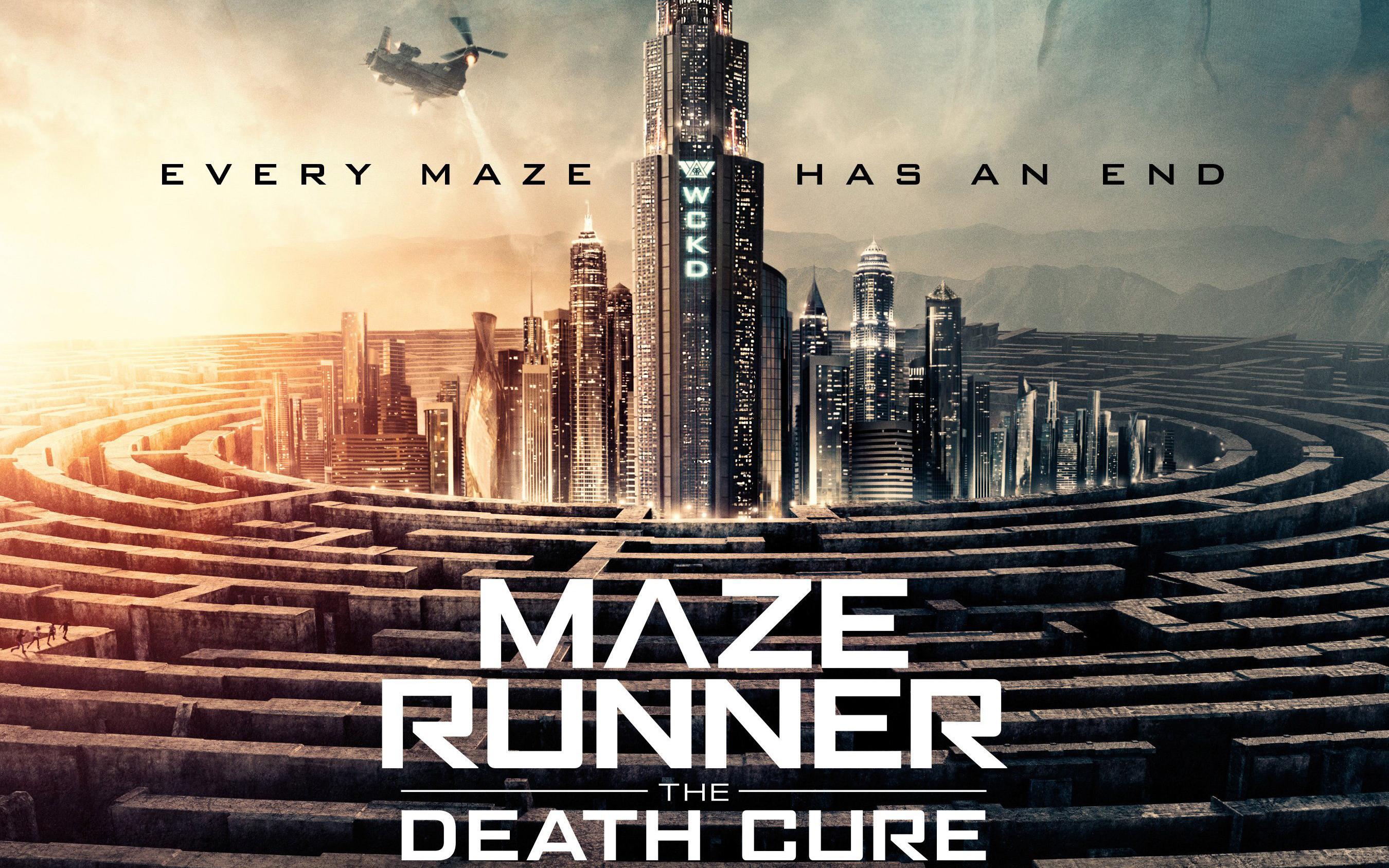 Resultado de imagem para The Maze Runner: Death Cure