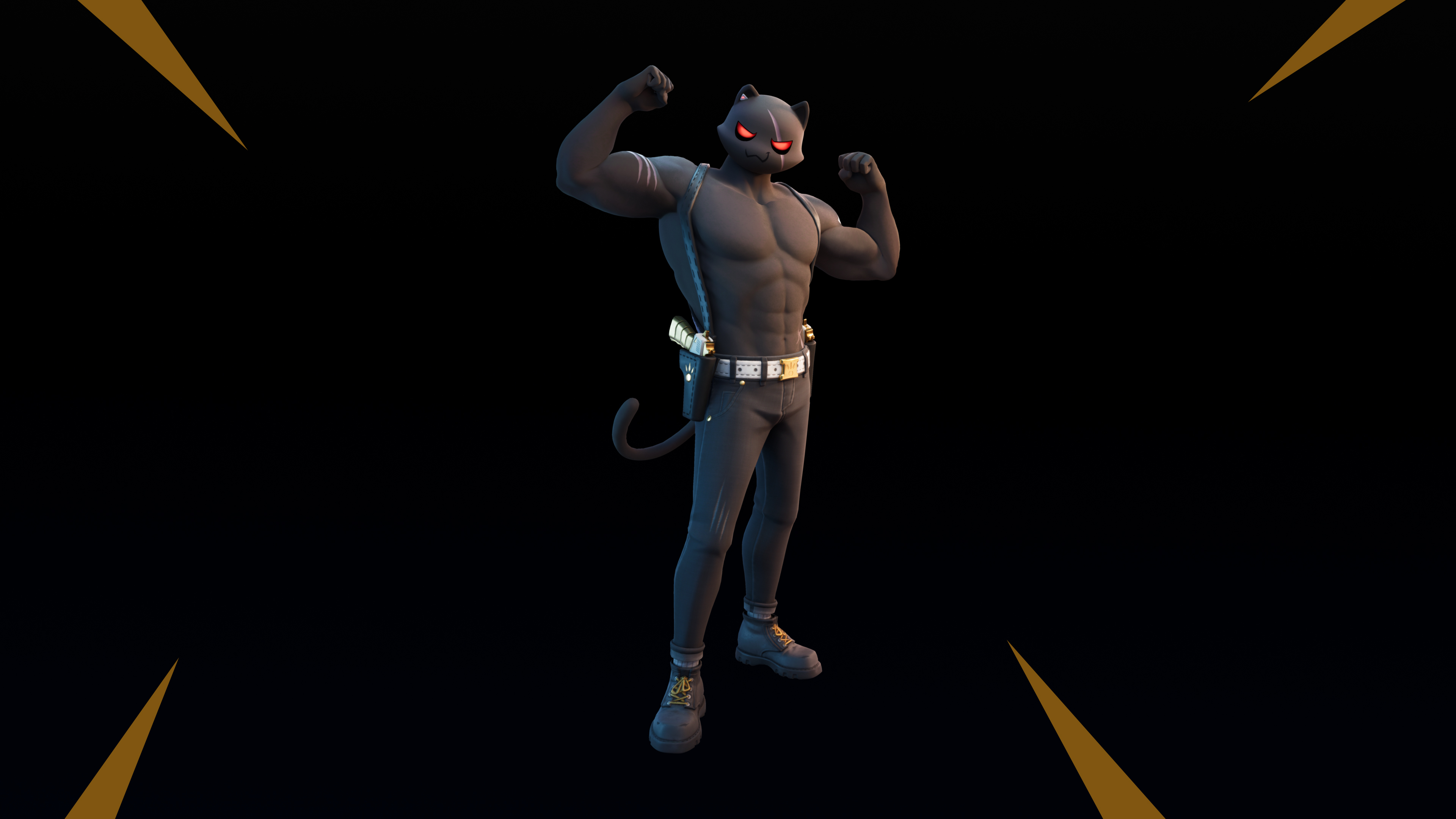 2560x1600 Meowscles Skin Fortnite Season 12 2560x1600 Resolution Wallpaper Hd Games 4k Wallpapers Images Photos And Background