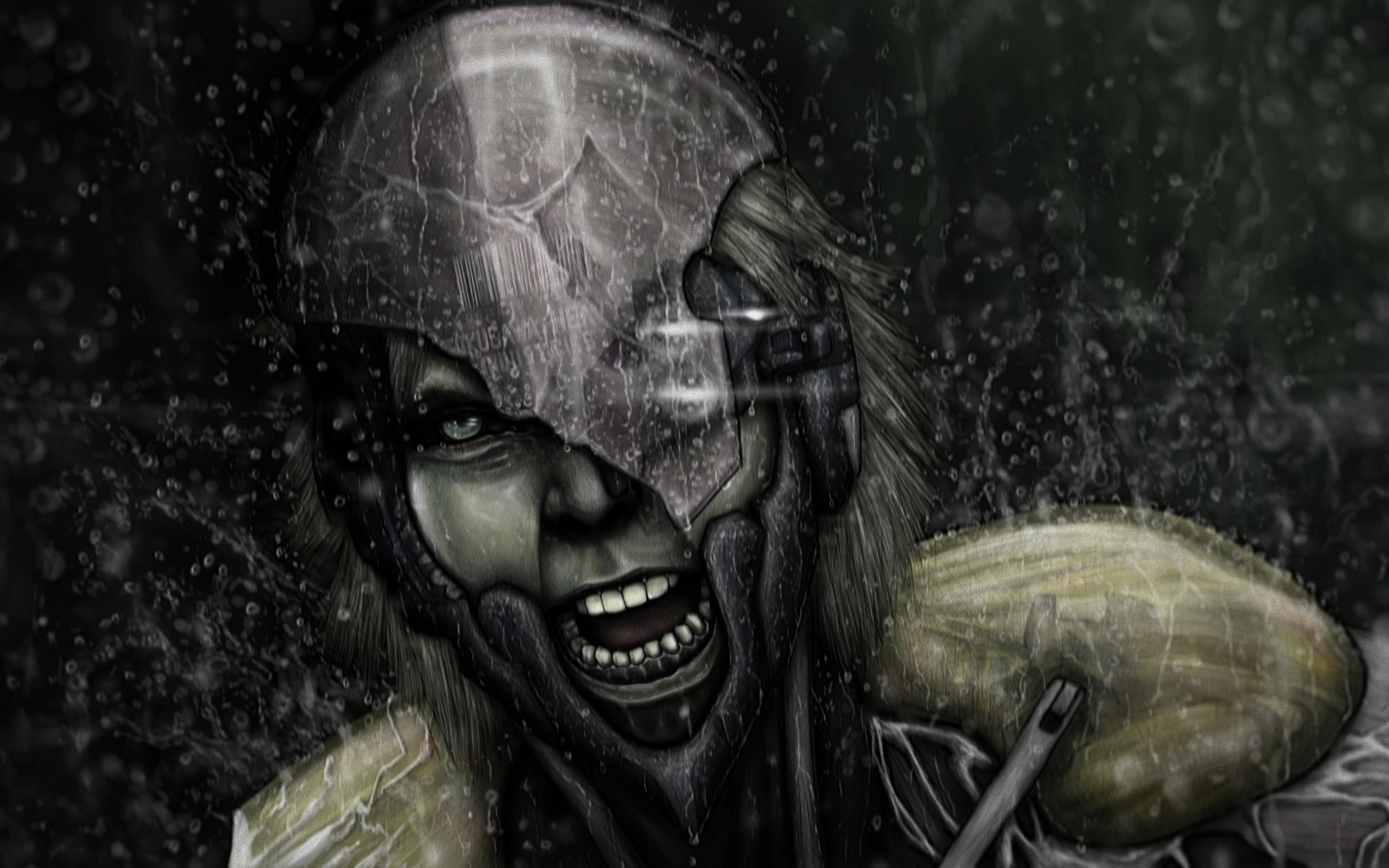 Metal Gear Rising Wallpaper 1280x720