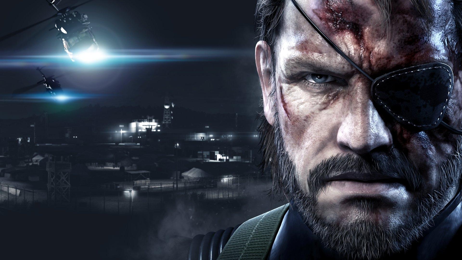 Metal Gear Solid 5 Art Wallpaper Hd Games 4k Wallpapers Images