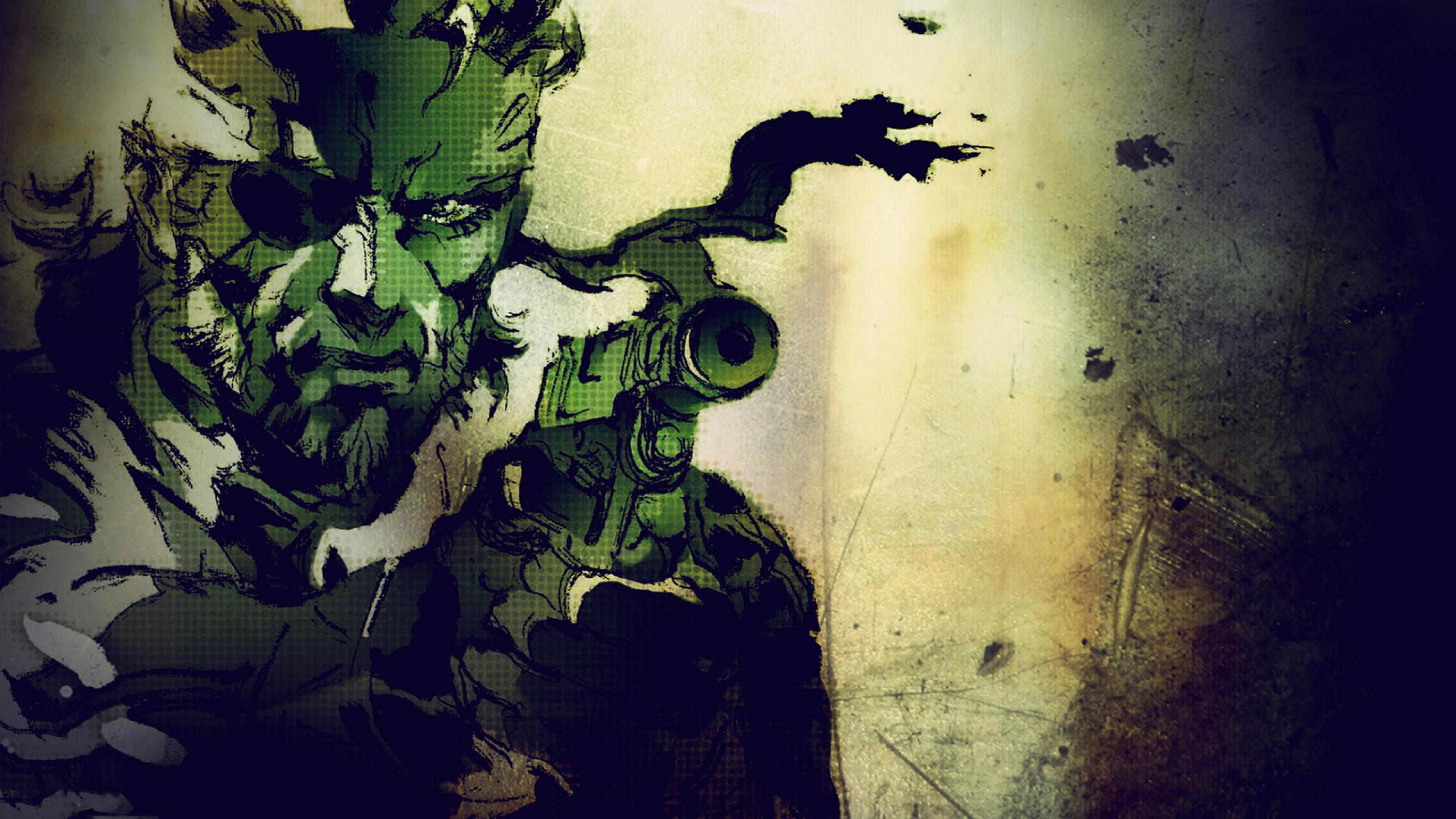 2560x1440 Metal Gear Solid 5 1440p Resolution Wallpaper Hd Games