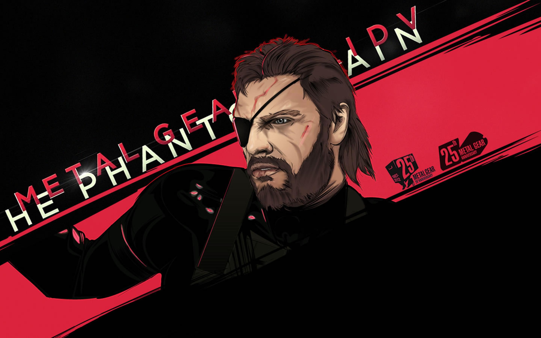 2880x1800 Metal Gear Solid V The Phantom Pain Macbook Pro Retina