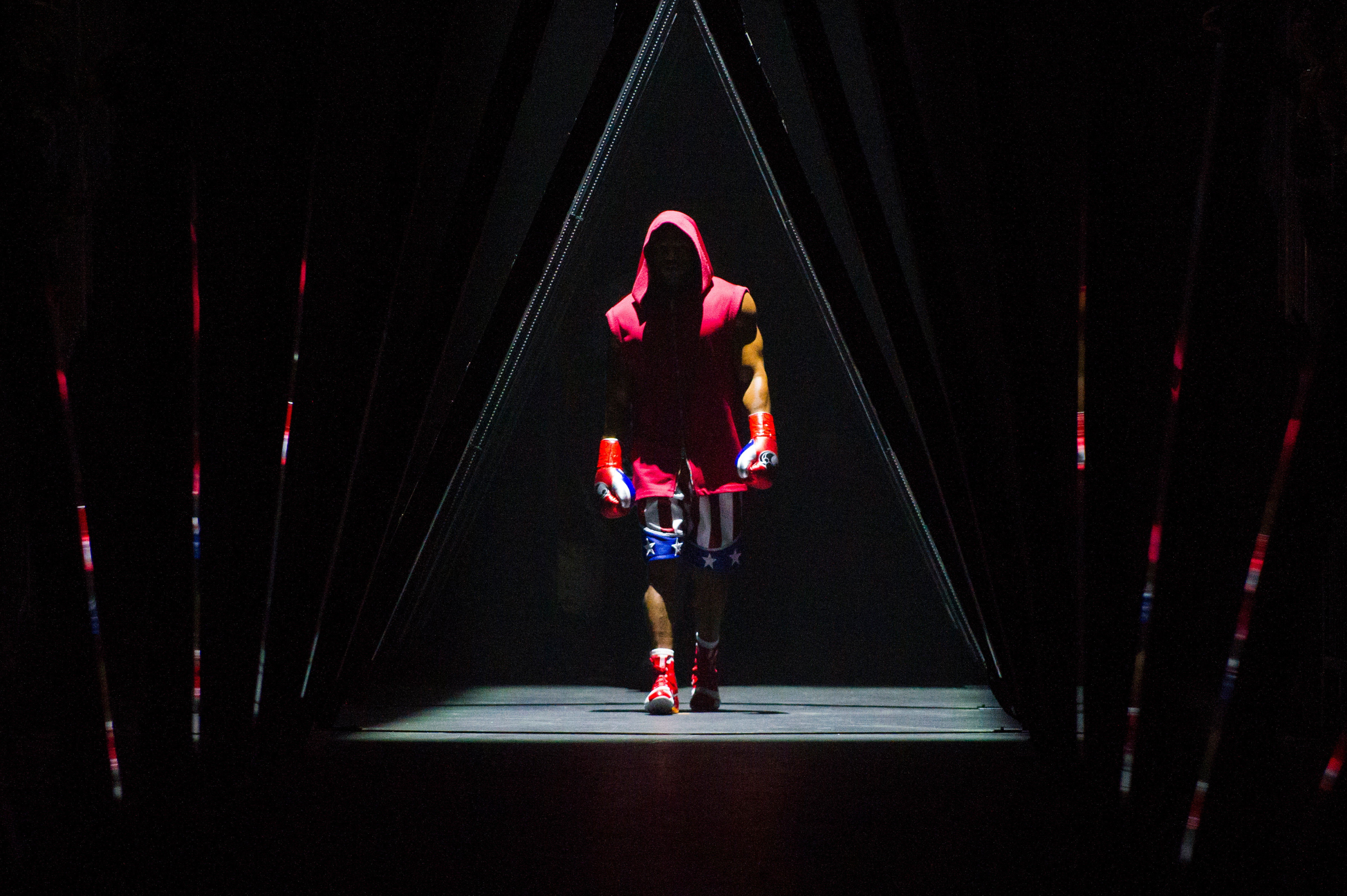 Michael B Jordan As Adonis Creed In Creed Ii Wallpaper Hd Movies 4k Wallpapers Images Photos And Background