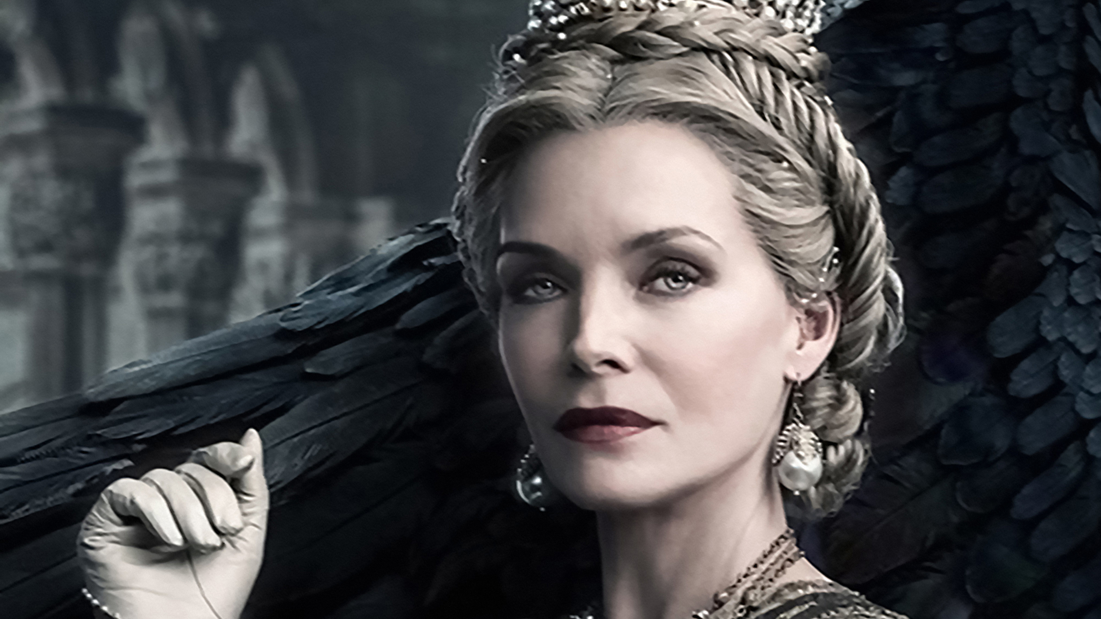 3840x2160 Michelle Pfeiffer In Maleficent Mistress Of Evil