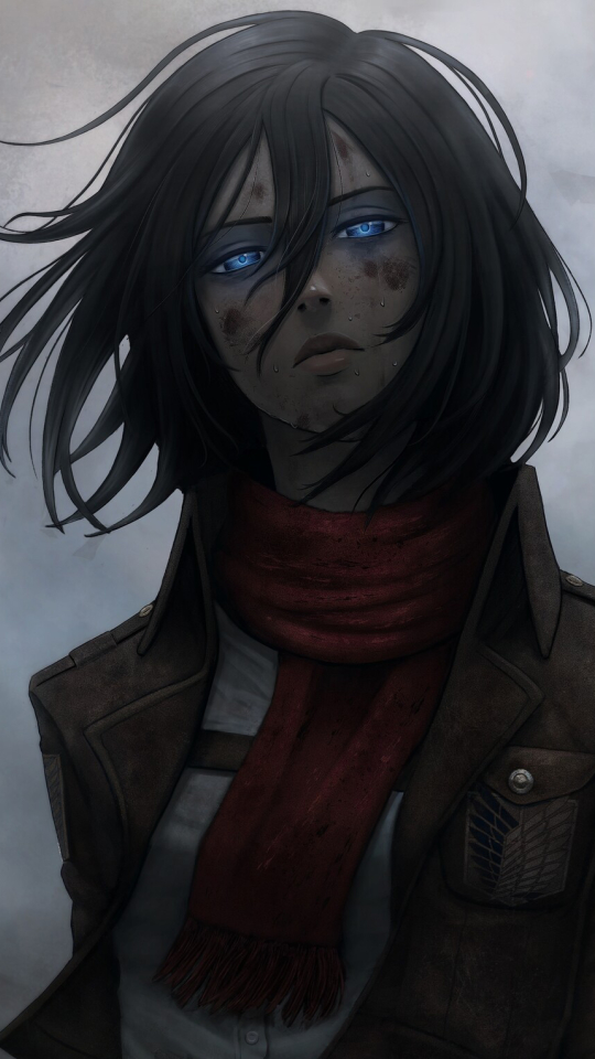 540x960 Mikasa Ackerman 540x960 Resolution Wallpaper Hd Anime 4k Wallpapers Images Photos And Background