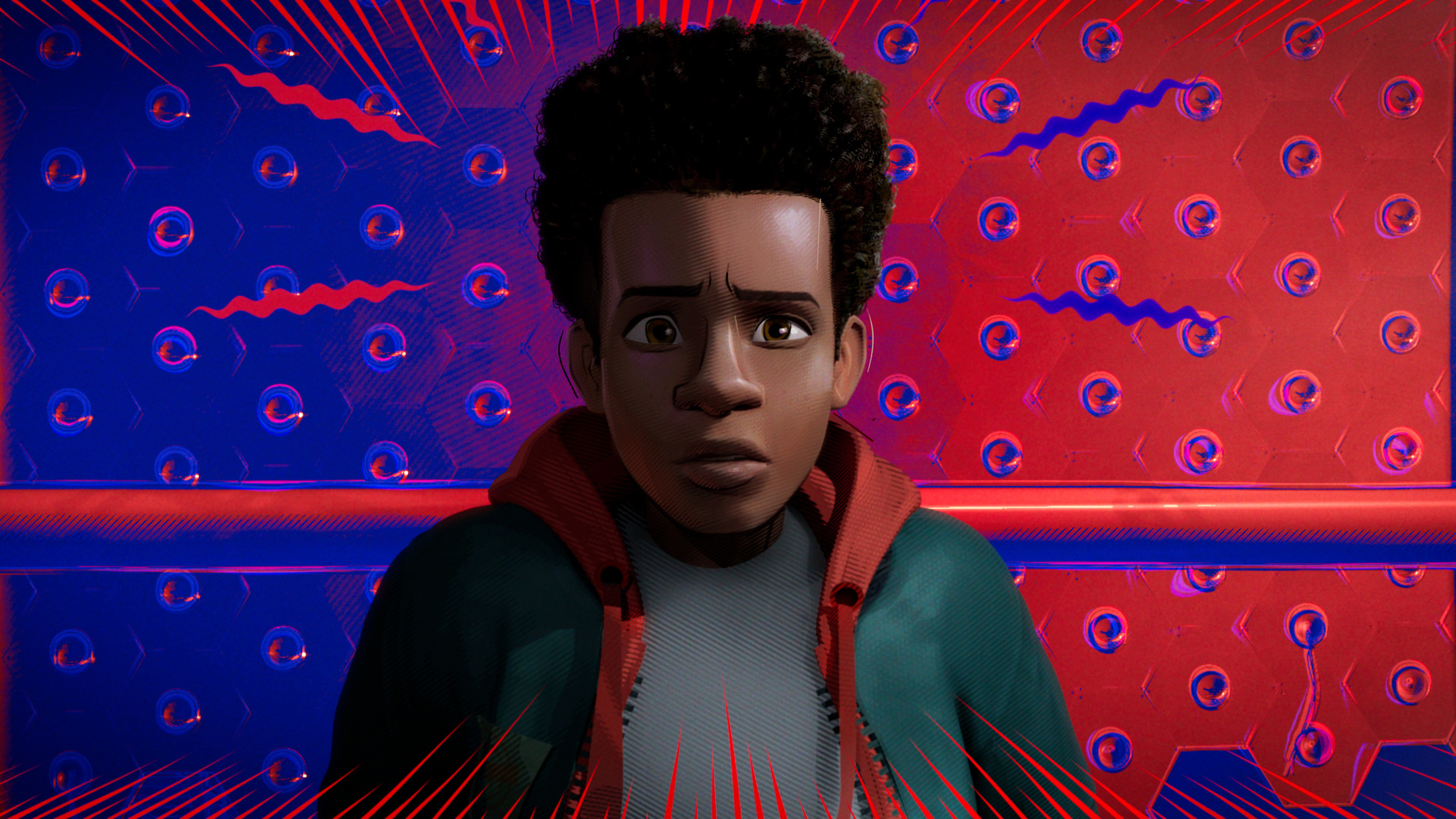 1920x1080 Miles Morales In Spider Man Into The Spider Verse 1080p