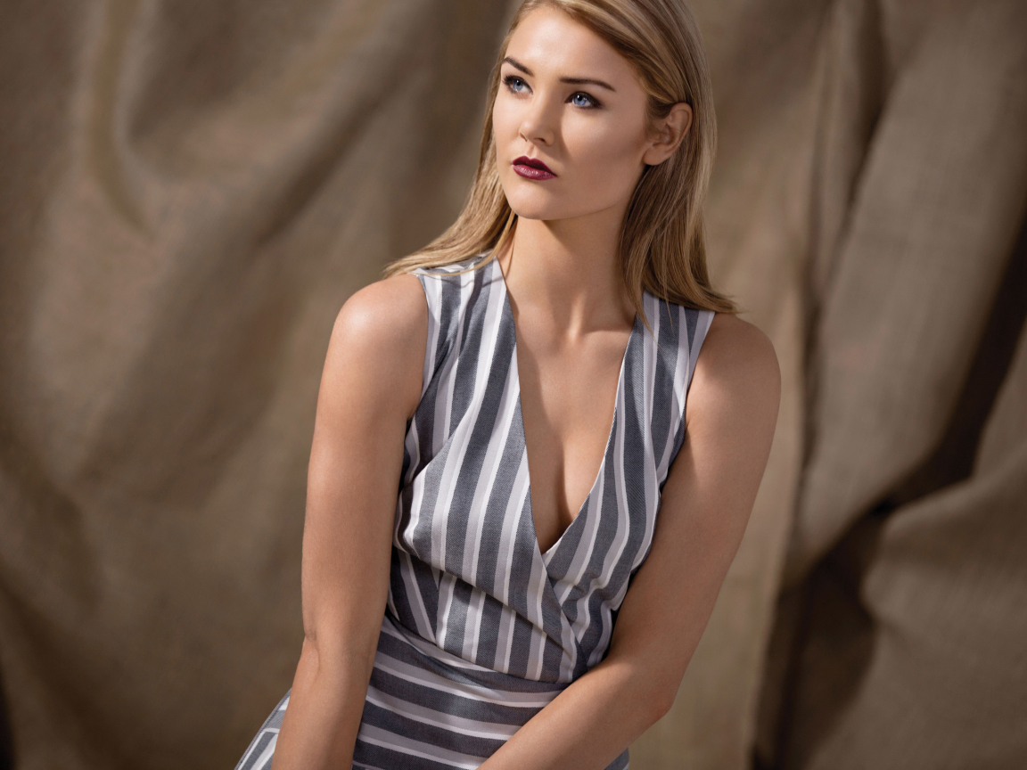 Mimi Griffin Fashion Model, HD 4K Wallpaper