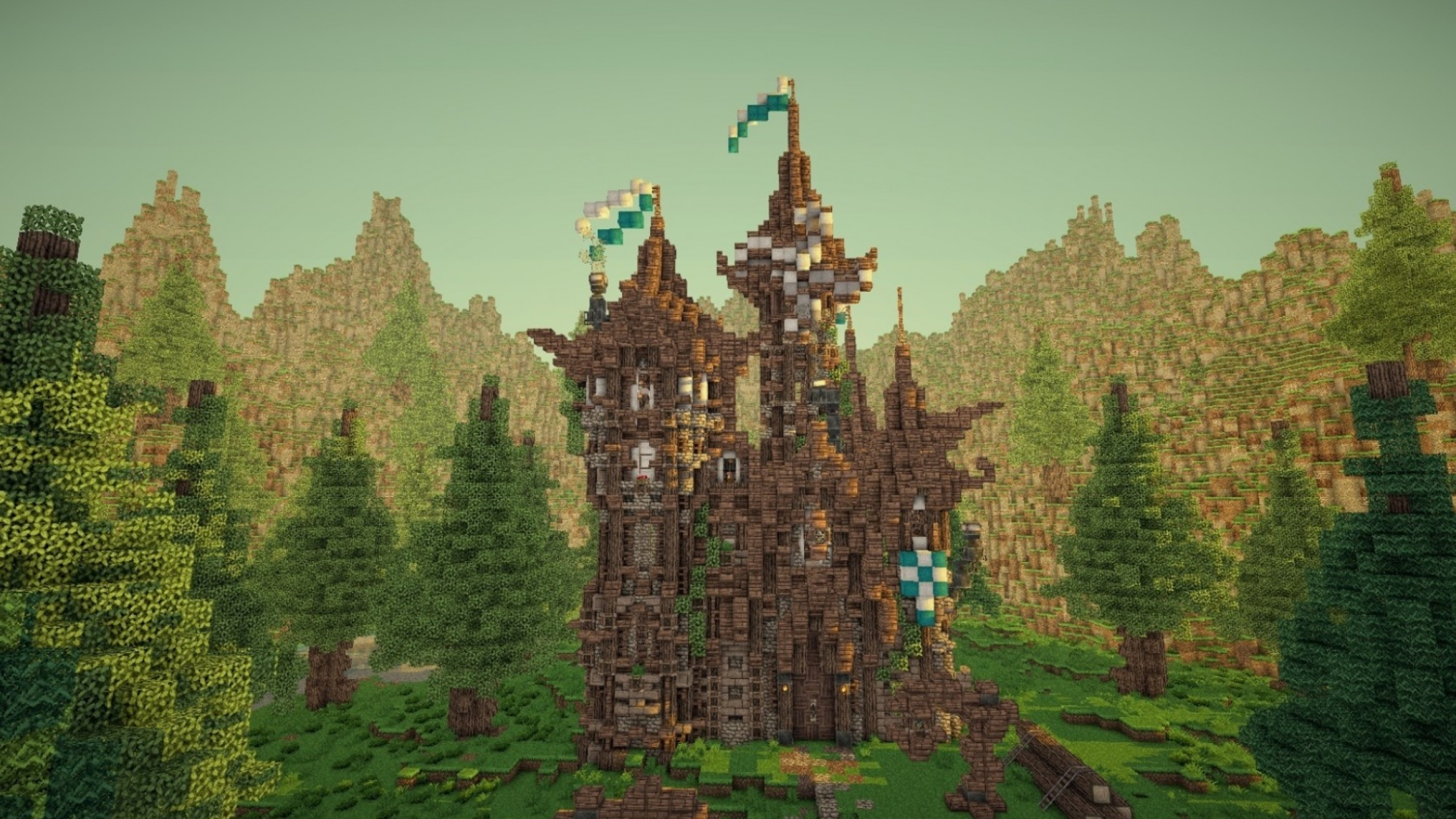 2560x1440 Minecraft Game Mojang Ab 1440p Resolution