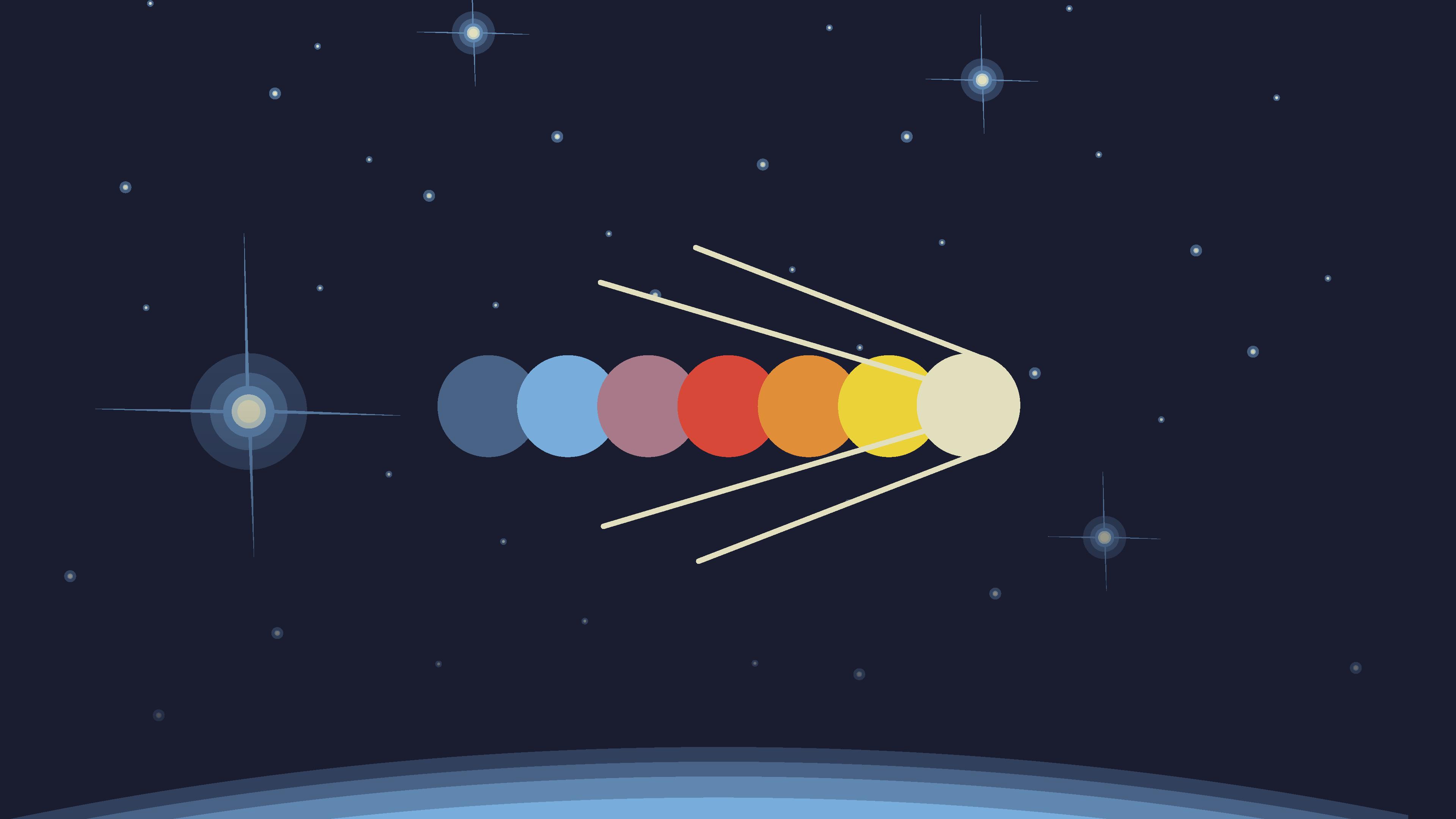 3840x2160 Minimal Space Satellite 4k Wallpaper Hd