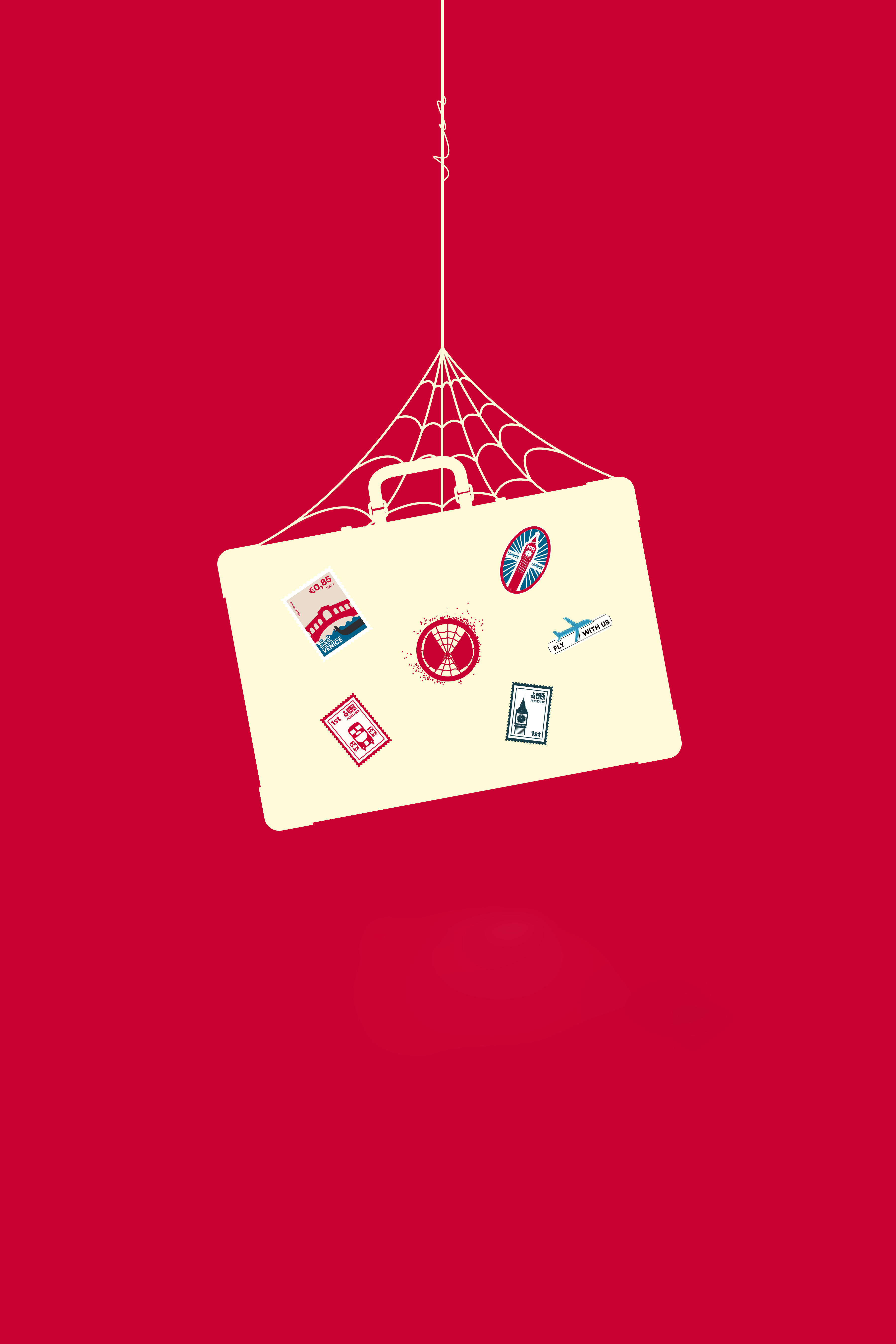 Minimalist Spider Man Far From Home Wallpaper Hd Minimalist 4k