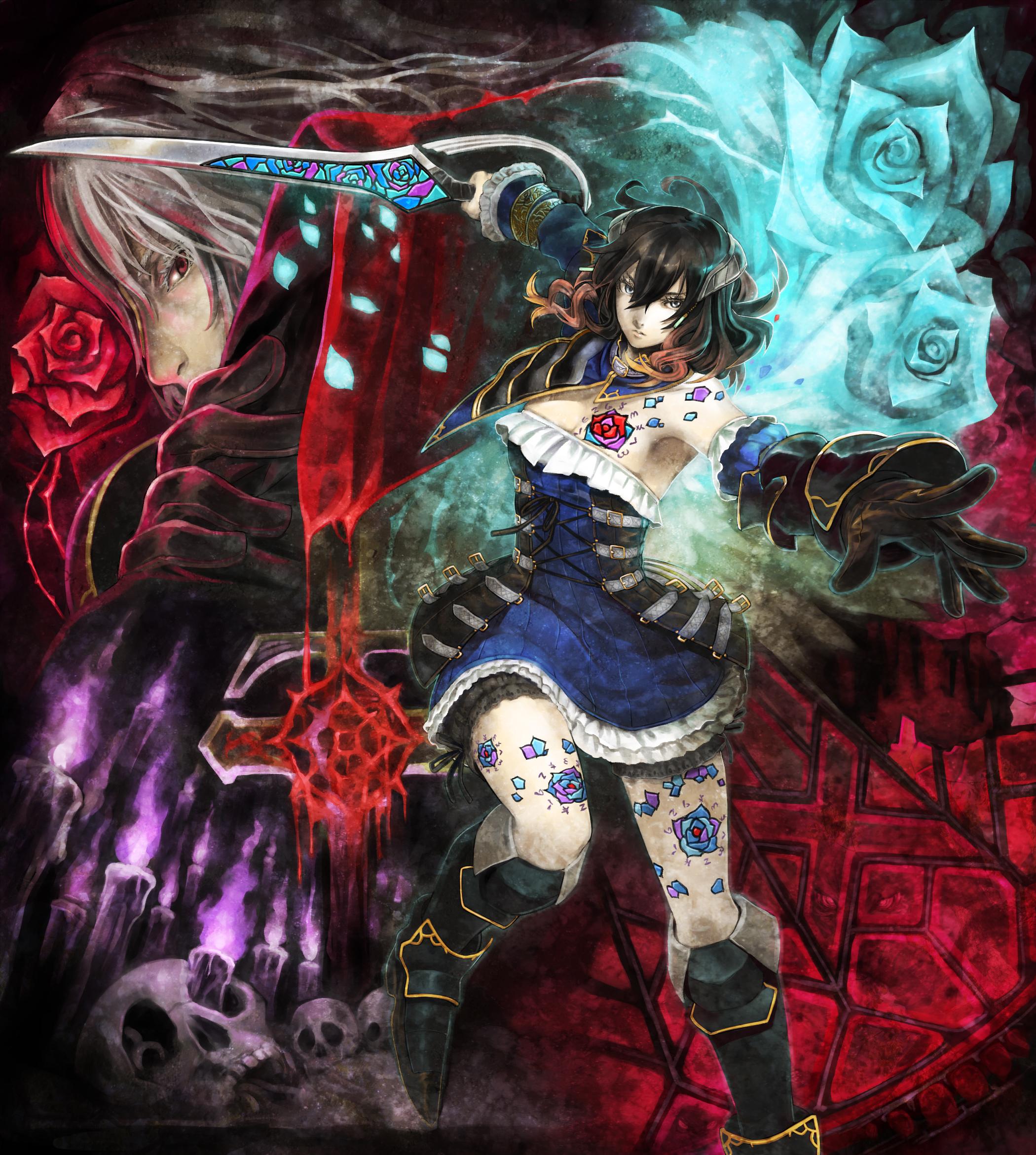 Miriam Gebel Bloodstained Wallpaper, HD Games 4K ...
