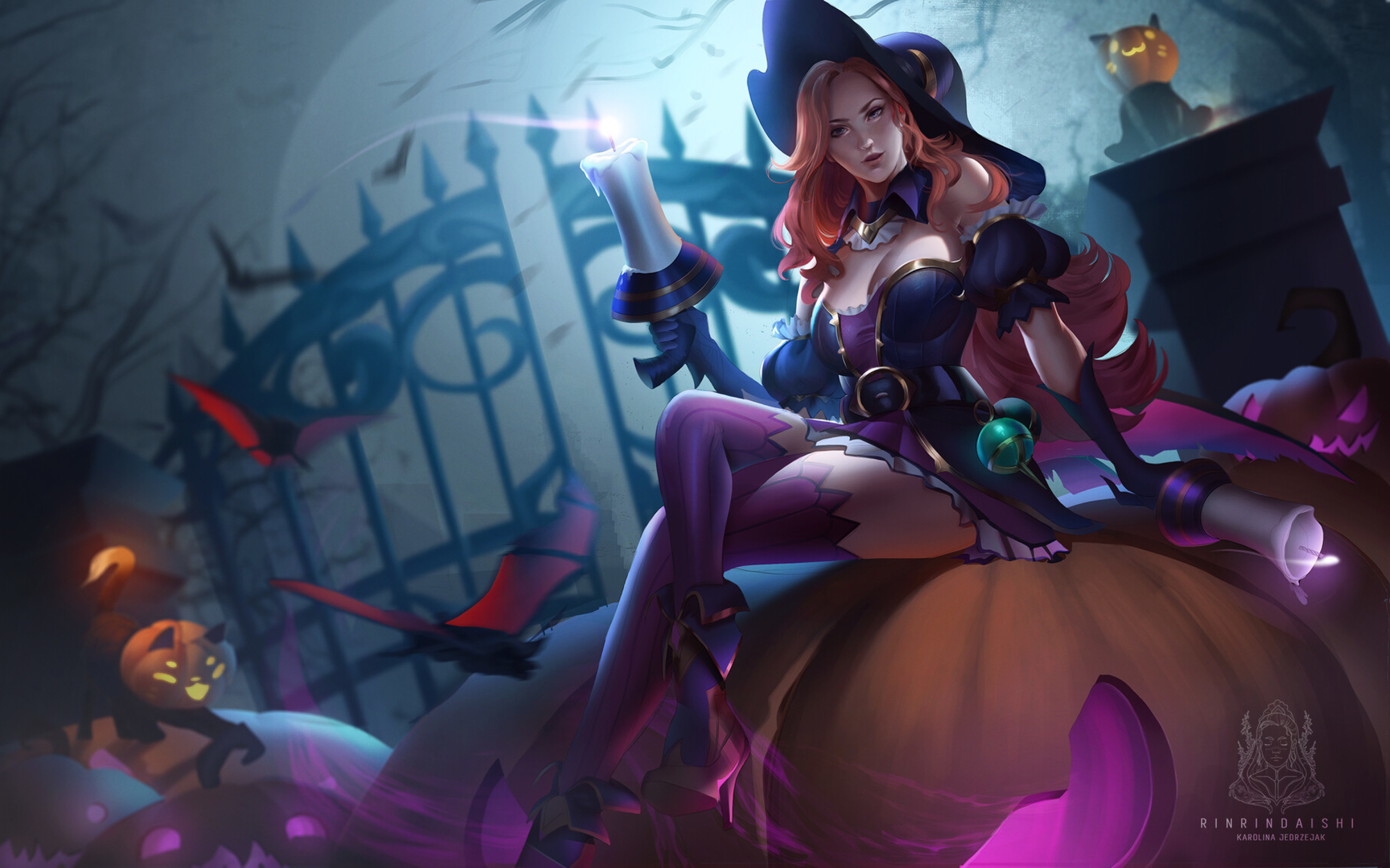 2880x1800 Miss Fortune League Of Legends Macbook Pro Retina