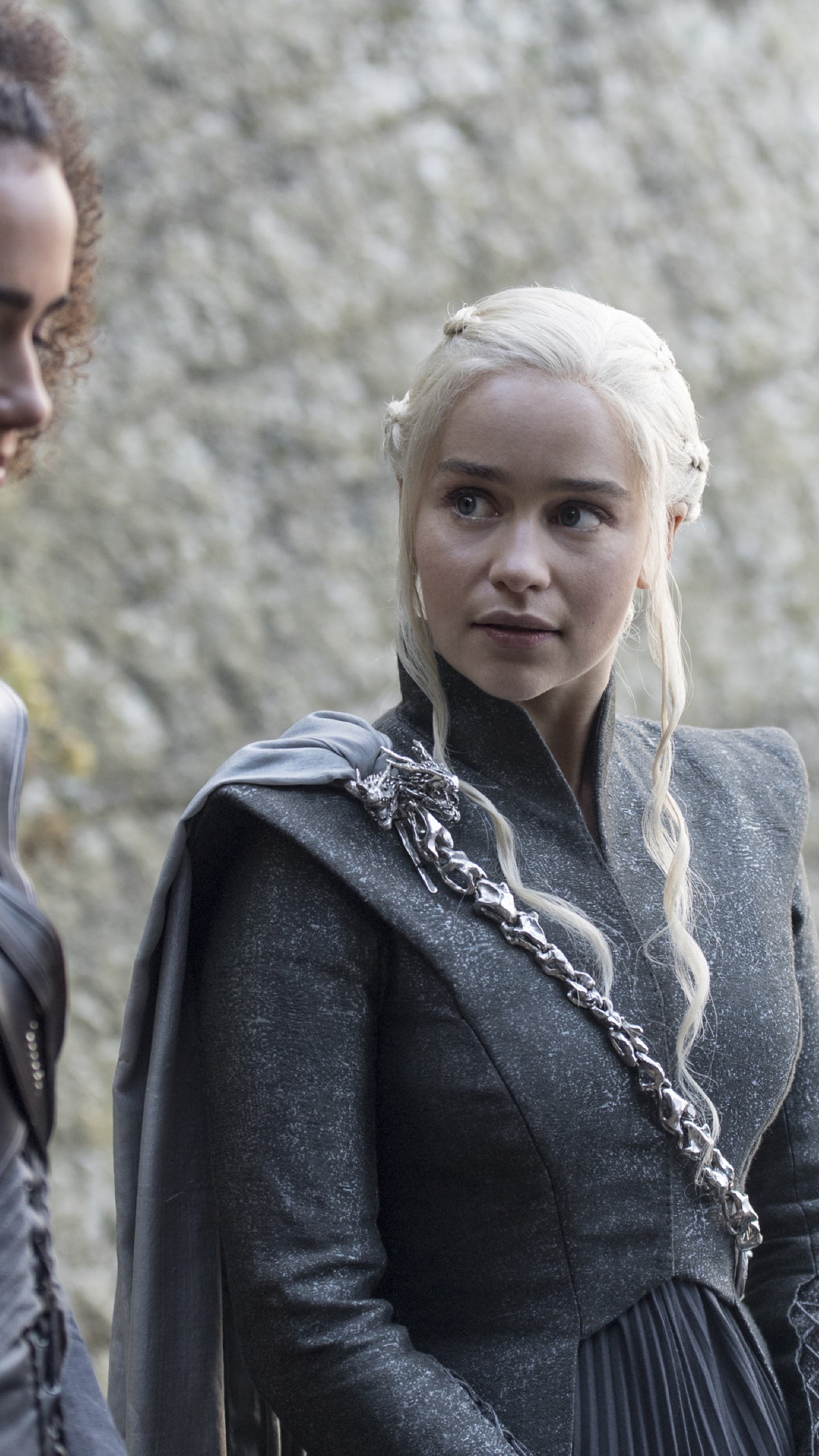 Missandei Dany Game Of Thrones Season 7, HD 4K Wallpaper Dany Game Of Thrones
