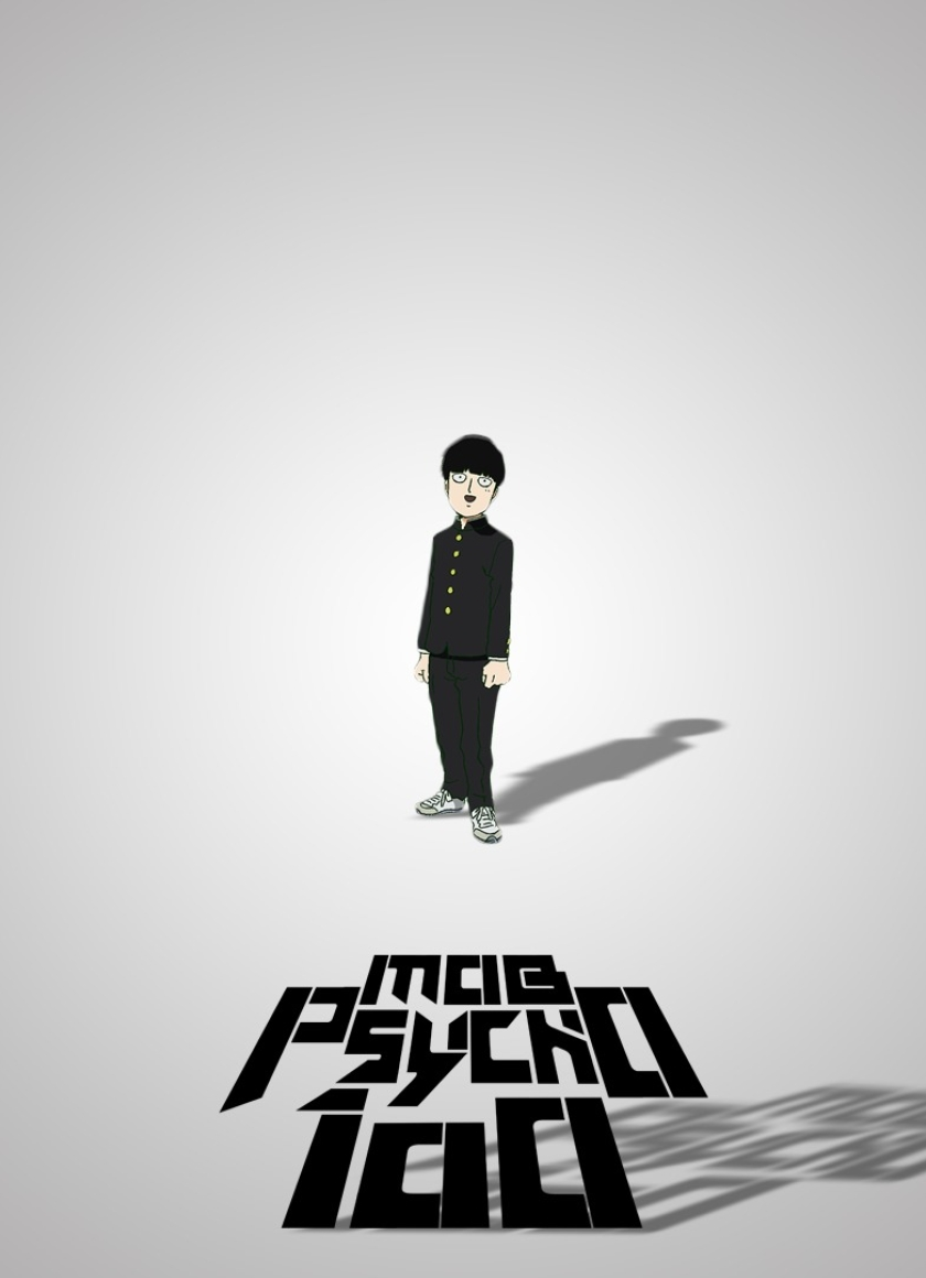 840x1160 Mob Psycho 100 Kageyama Shigeo 840x1160 Resolution