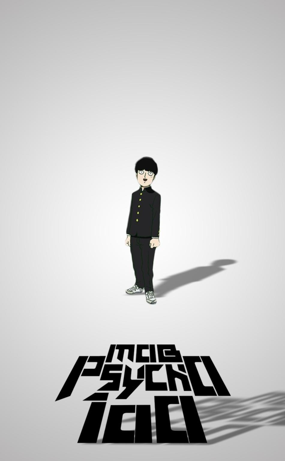 Mob Psycho 100 Kageyama Shigeo Full Hd Wallpaper