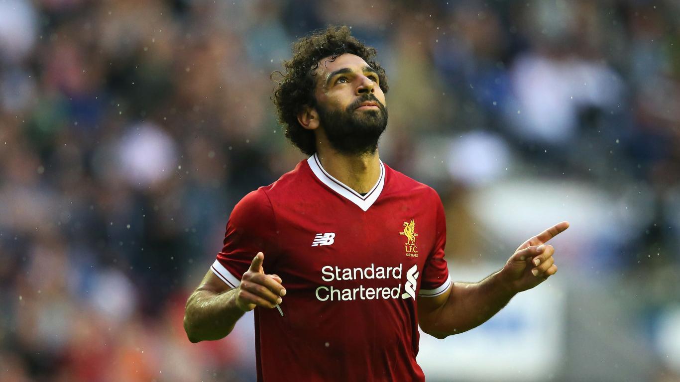 Mohamed Salah Liverpool And Egyptian Football Player Full HD 2K