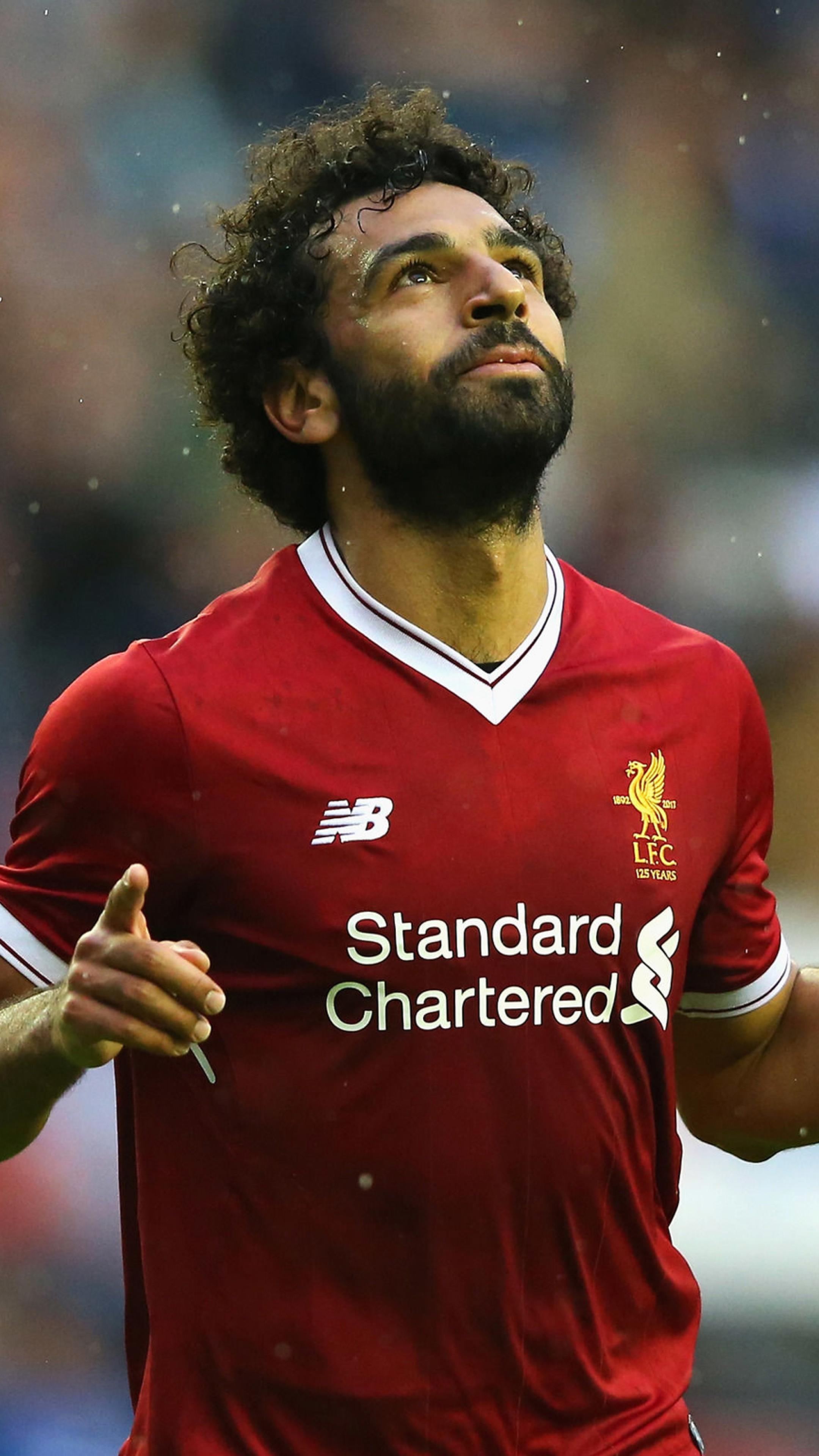 mohamed salah liverpool and egyptian football player full