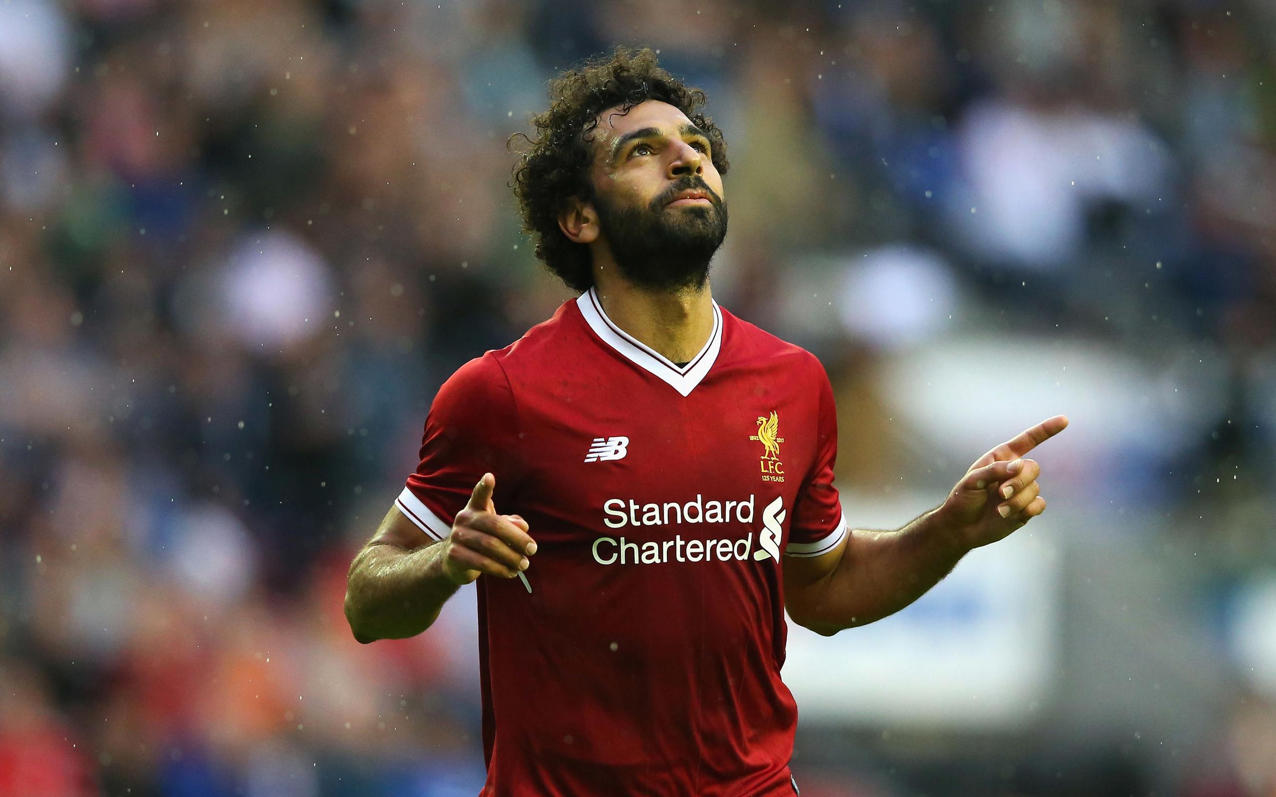 Mohamed Salah Liverpool And Egyptian Football Player