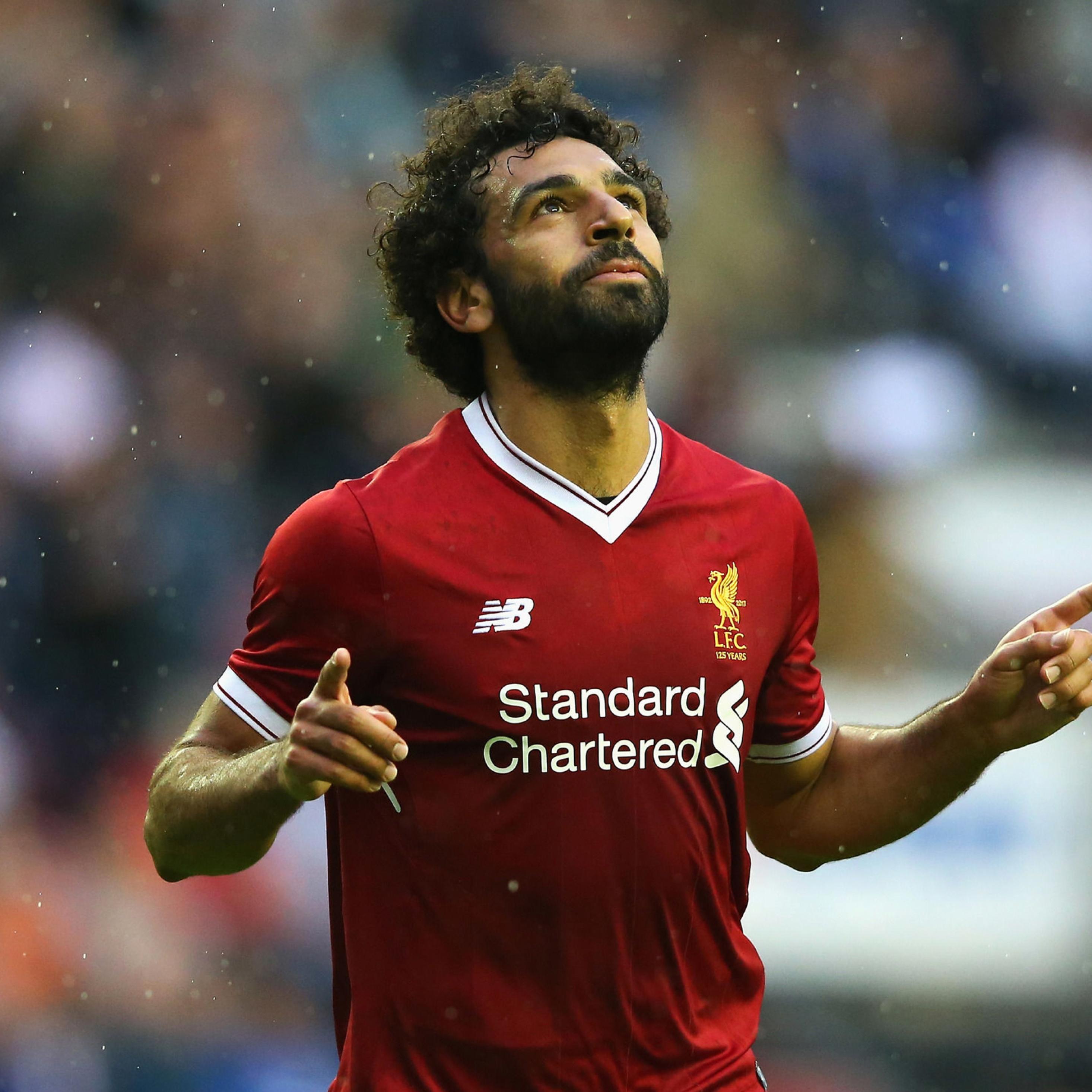 Mohamed Salah Liverpool And Egyptian Football Player, Full ...