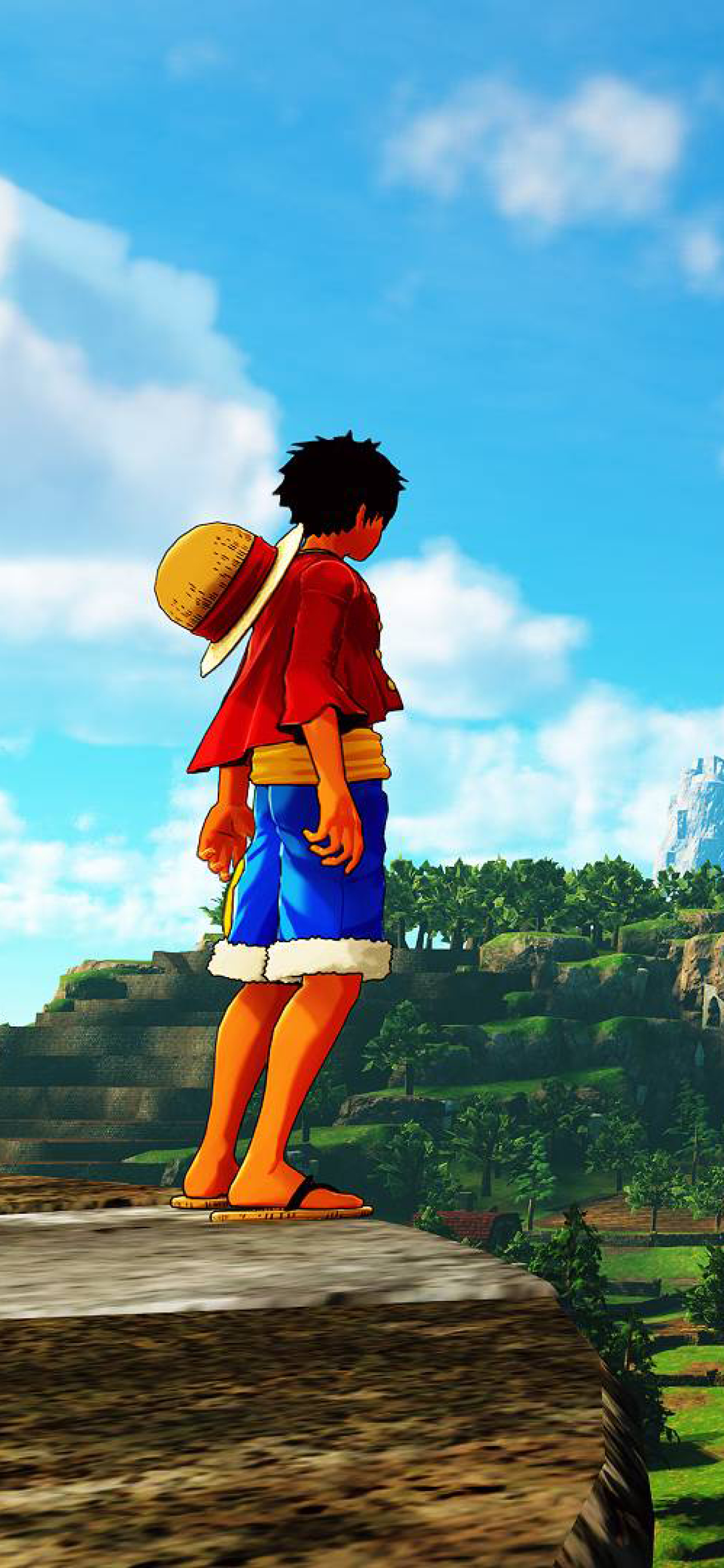 1242x2688 Monkey D Luffy One Piece World Seeker Iphone Xs Max Wallpaper Hd Games 4k Wallpapers Images Photos And Background