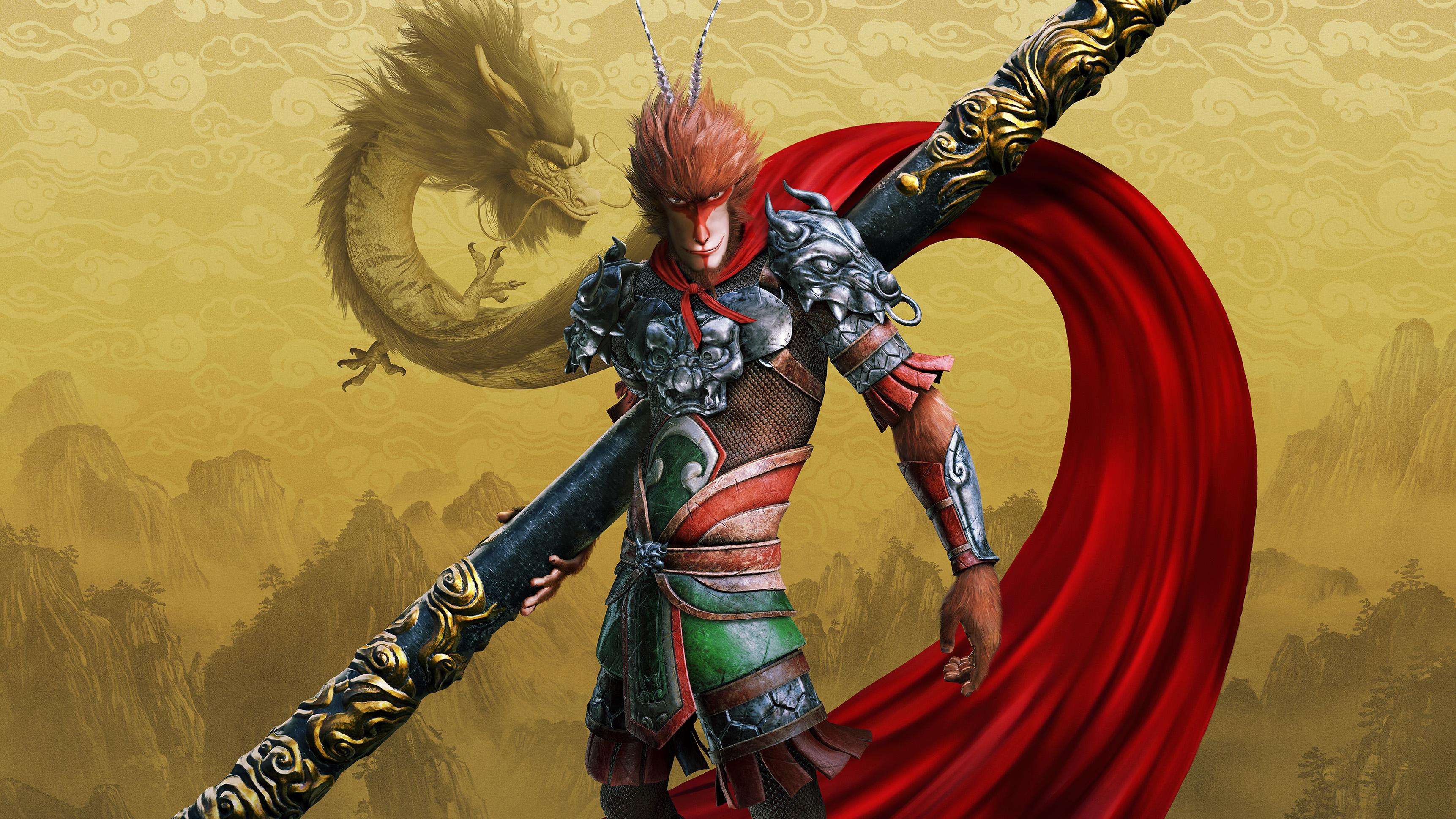 Monkey King Hero Is Back Wallpaper Hd Games 4k Wallpapers