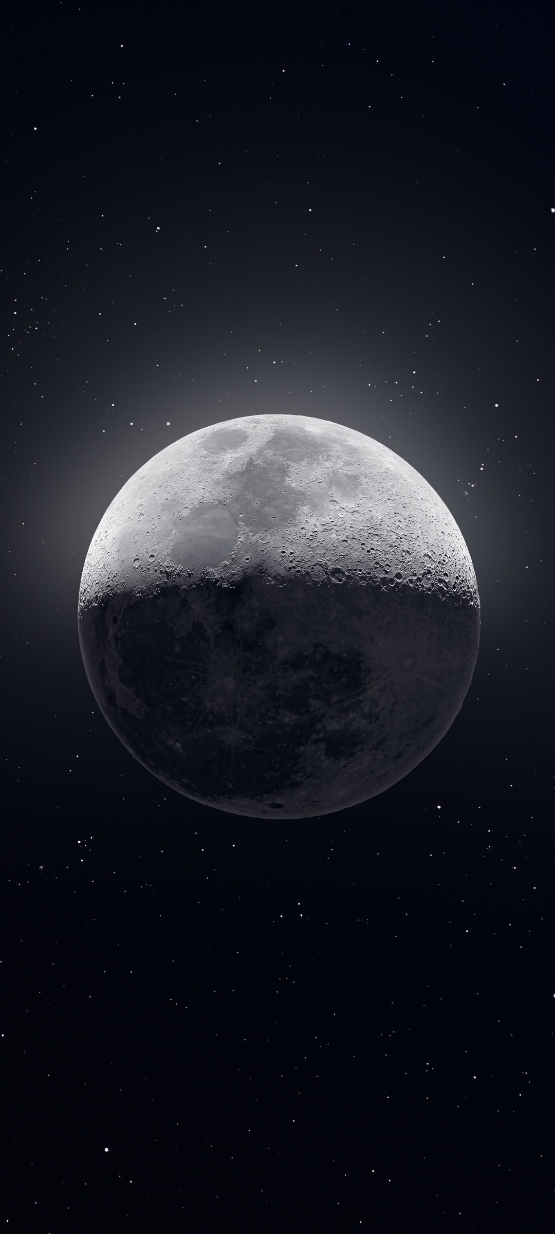 1080x2400 Moon Ultra 4k 8k 1080x2400 Resolution Wallpaper