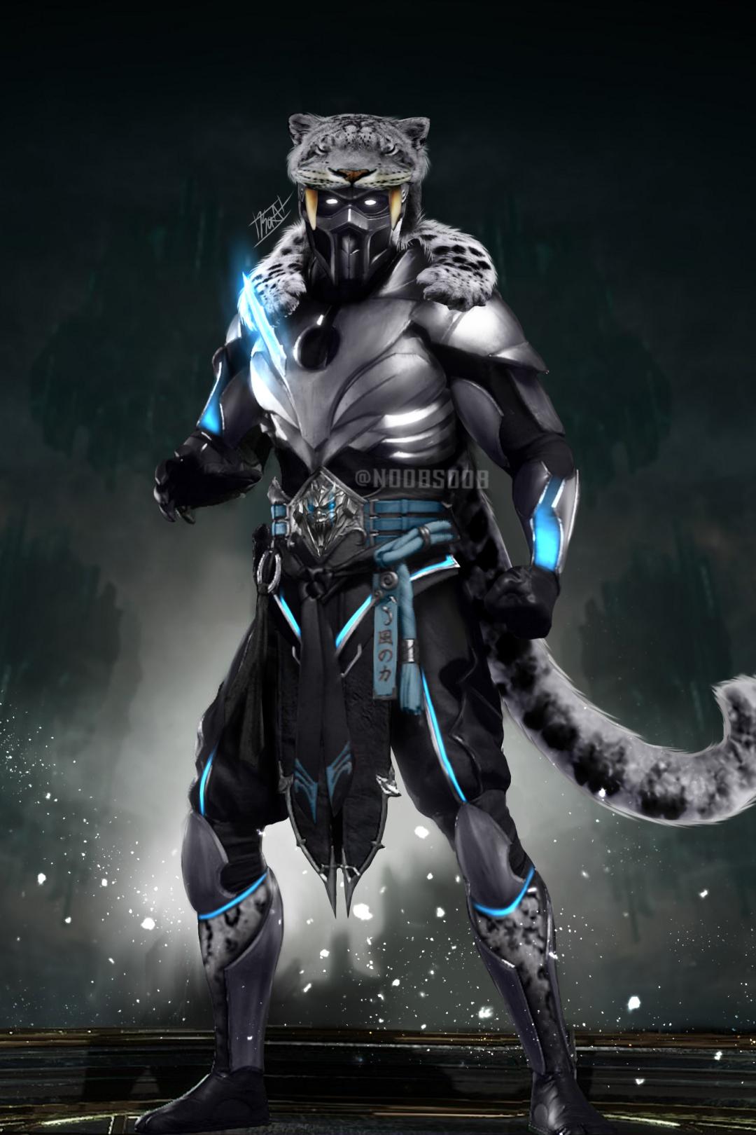 1080x1620 Mortal Kombat 11 Character Digital 1080x1620 ...