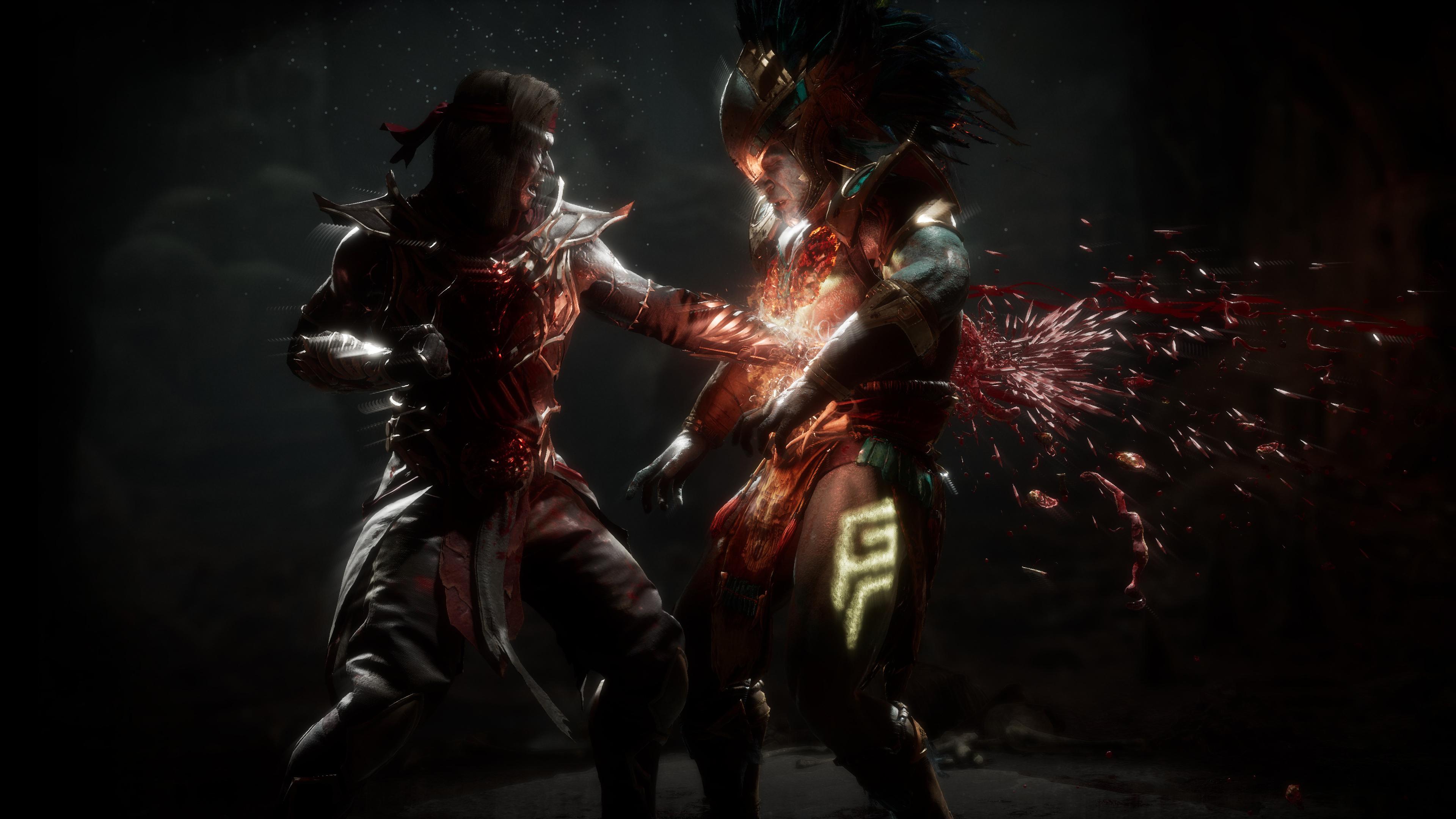 3840x2160 Mortal Kombat 11 Gameplay 4k Wallpaper Hd Games 4k