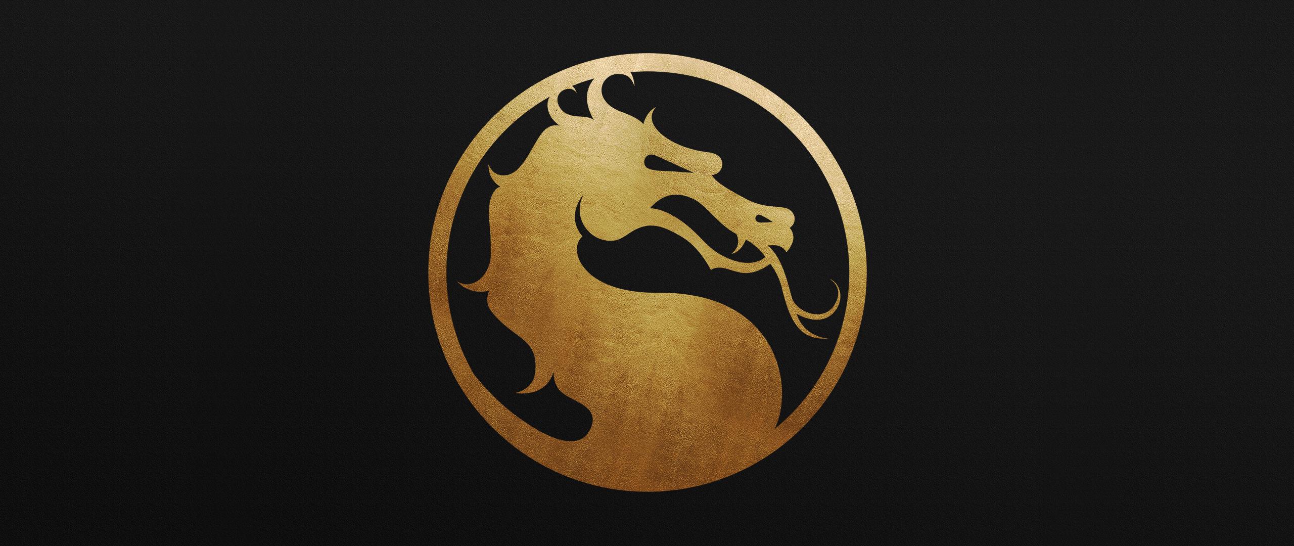 2560x1080 Mortal Kombat 11 Logo 2560x1080 Resolution ...