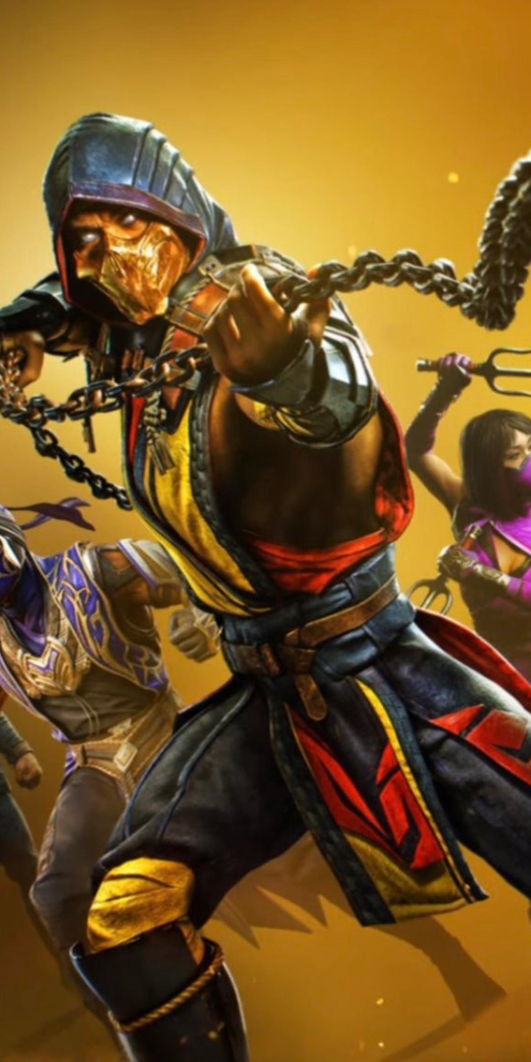1080x2160 Mortal Kombat 11 Ultimate One Plus 5T,Honor 7x ...