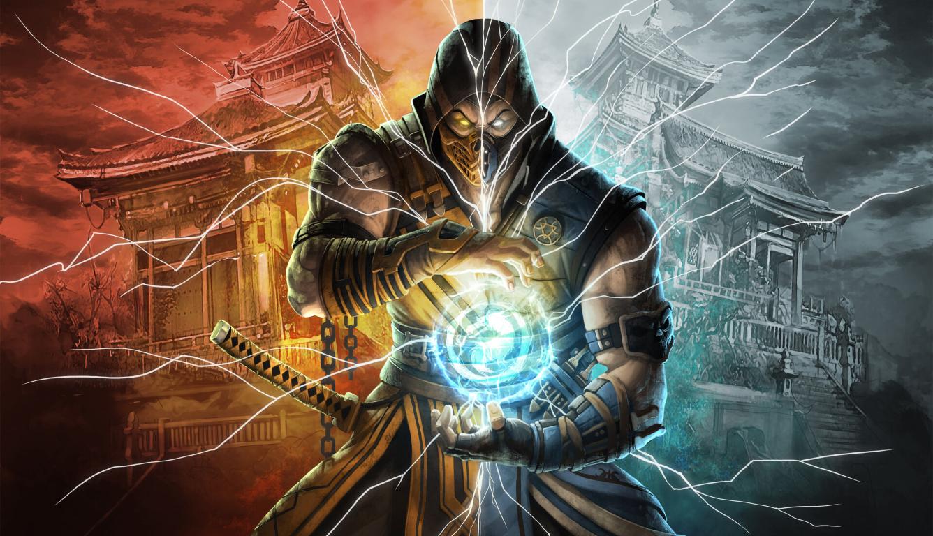 1336x768 Mortal Kombat 11 Hd Laptop Wallpaper Hd Games 4k
