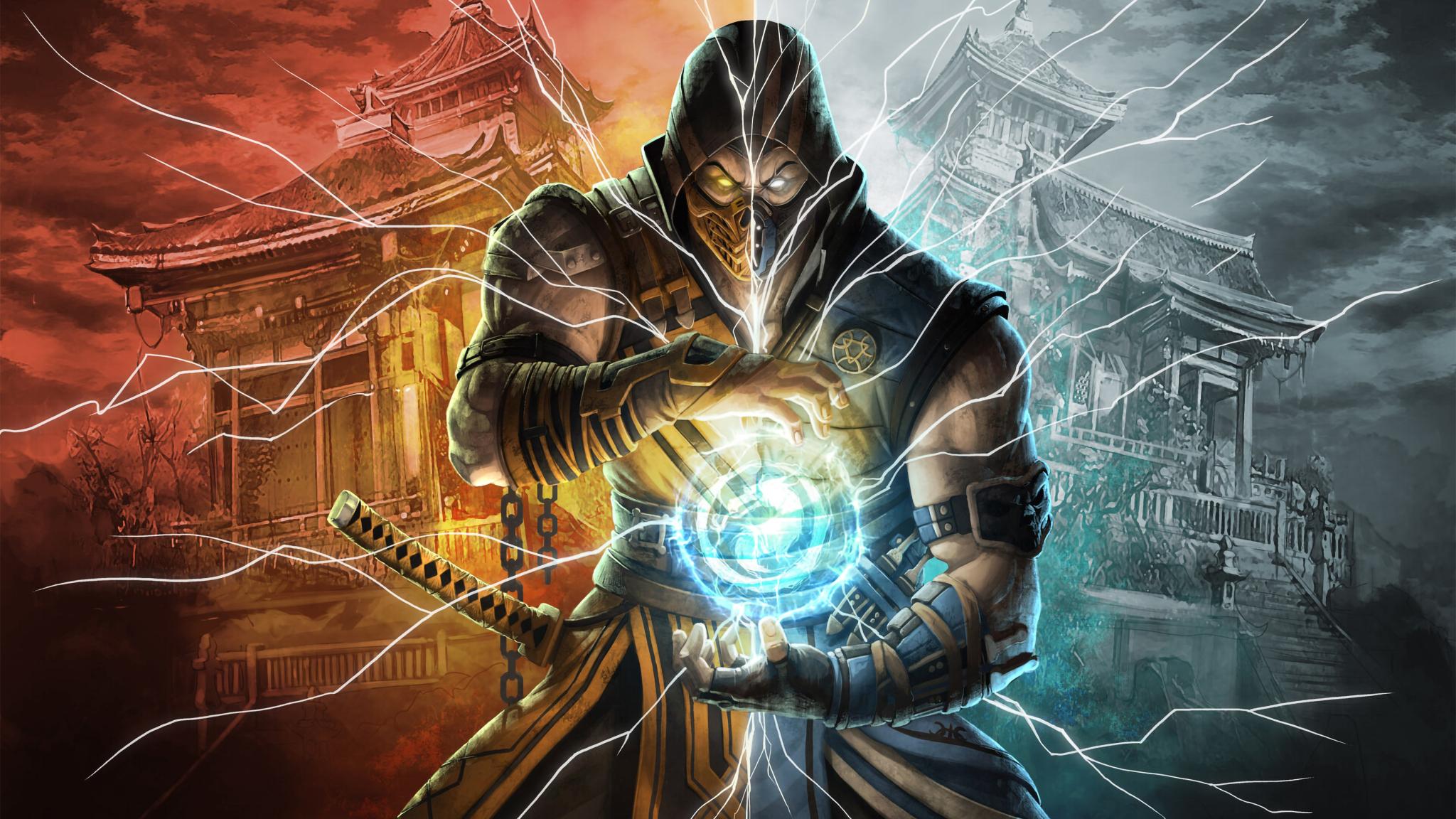 2048x1152 Mortal Kombat 11 2048x1152 Resolution Wallpaper ...