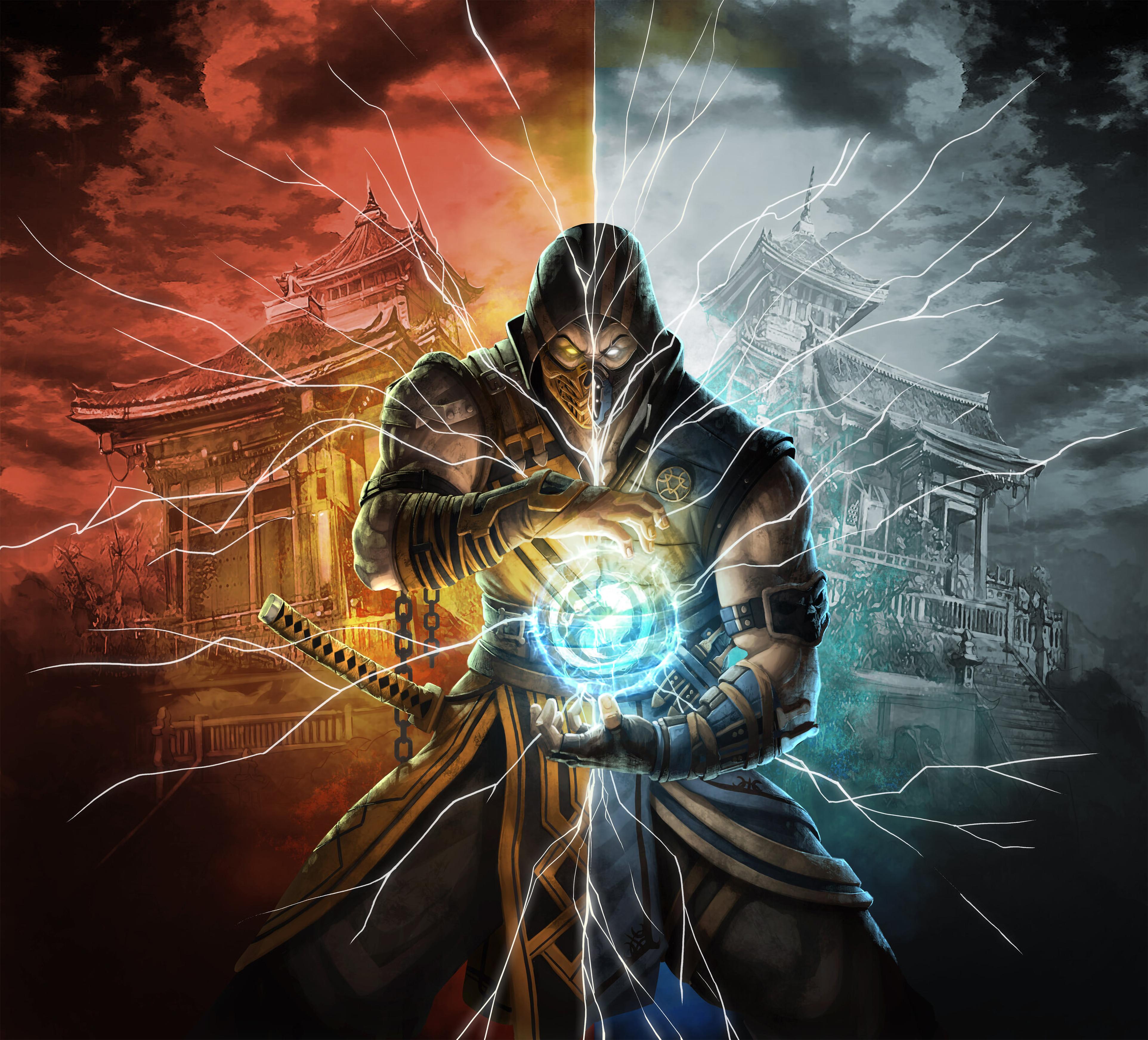 Mortal Kombat 11 Wallpaper, HD Games 4K Wallpapers, Images