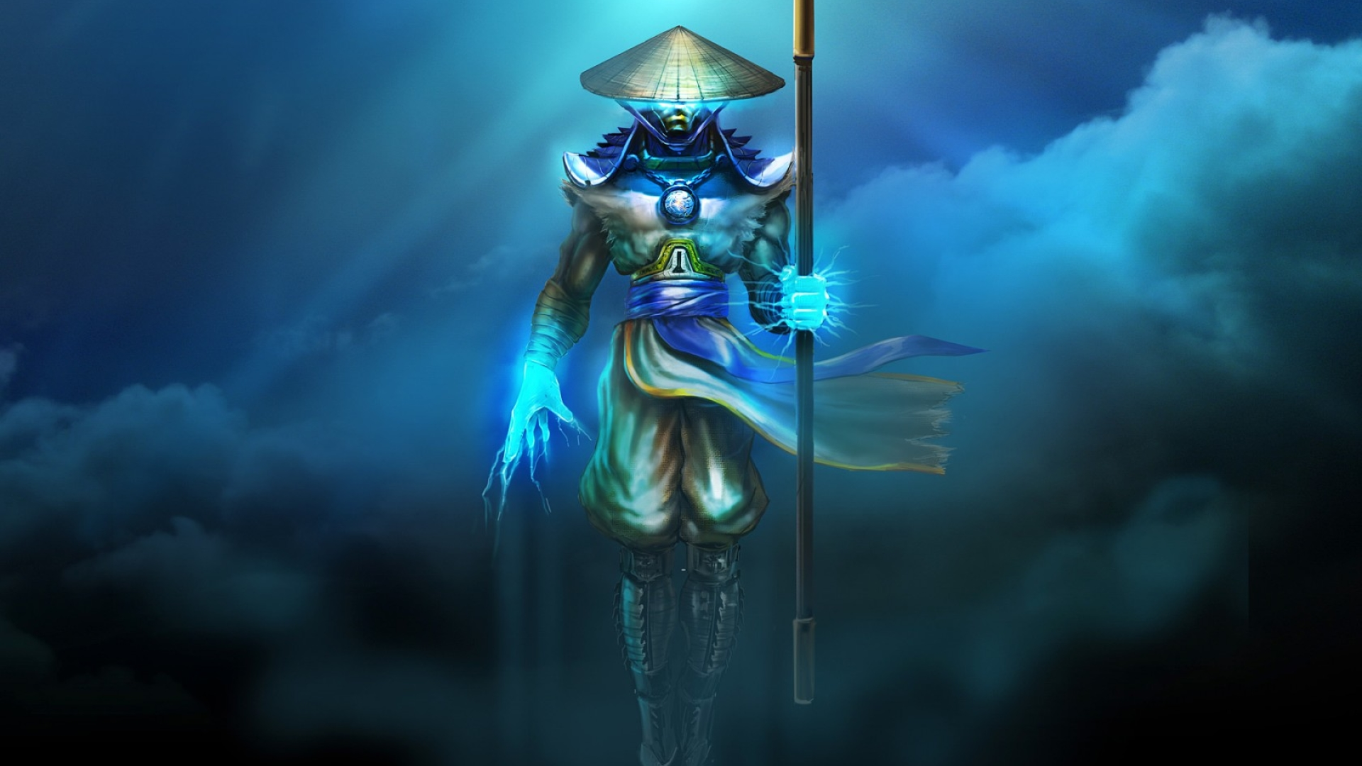 1920x1080 Mortal Kombat Raiden Mk 1080p Laptop Full Hd Wallpaper