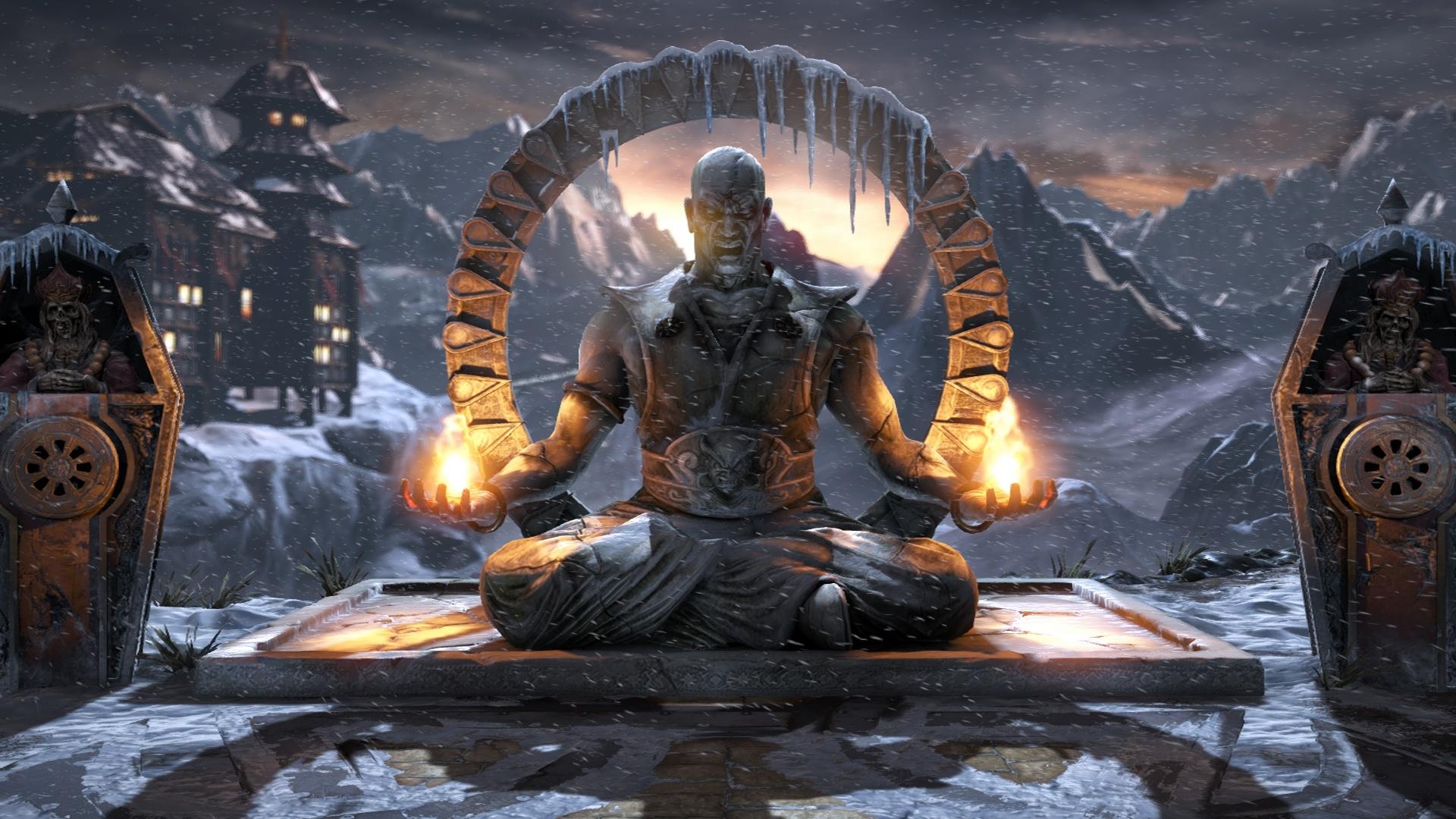 Mortal Kombat 11 Rambo Trailer Shows First Gameplay and