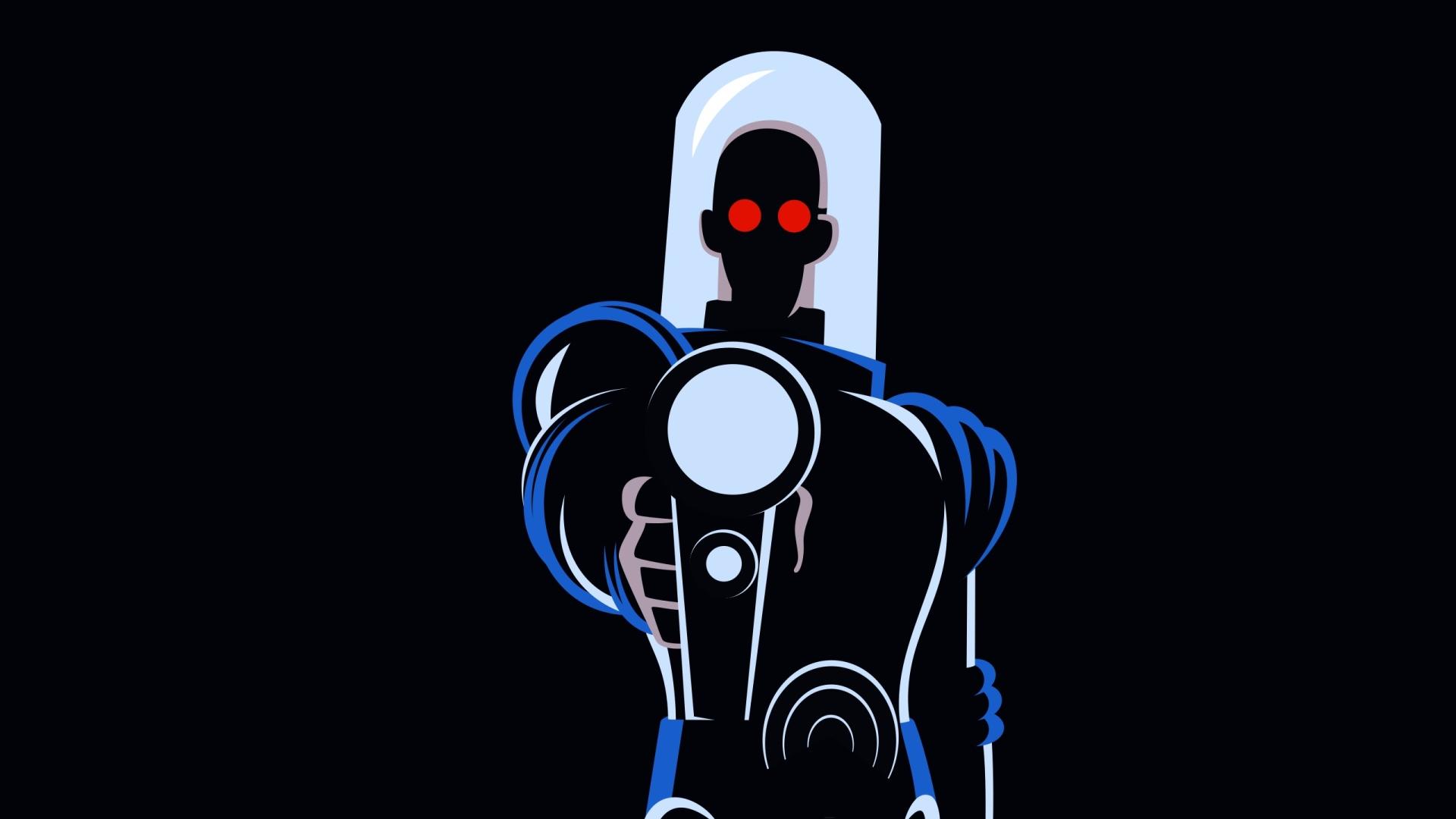 1920x1080 Mr Freeze Batman The Animated Series 1080p Laptop