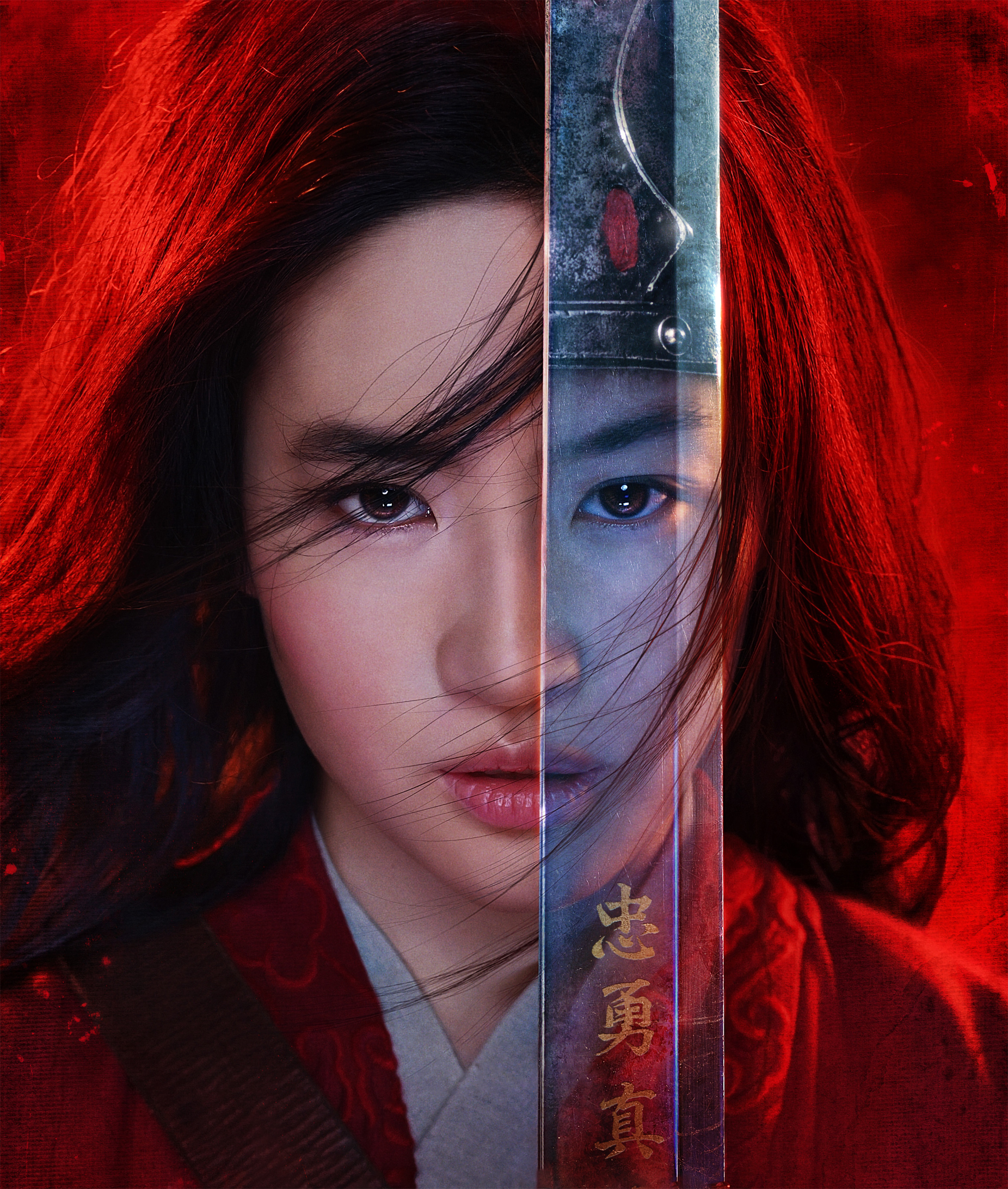 Mulan 2020 Movie Poster Wallpaper Hd Movies 4k Wallpapers Images Photos And Background