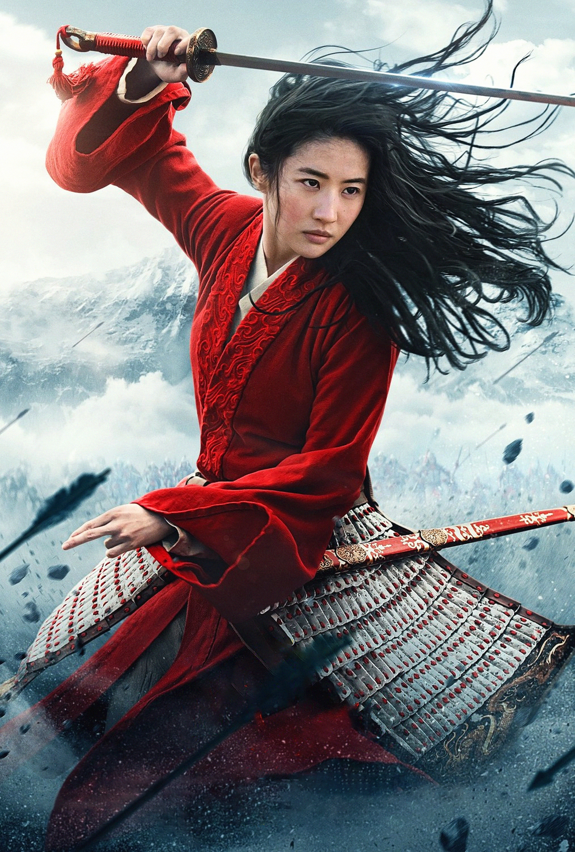 Get a first look at Disneys new live-action Mulan | hmv.com