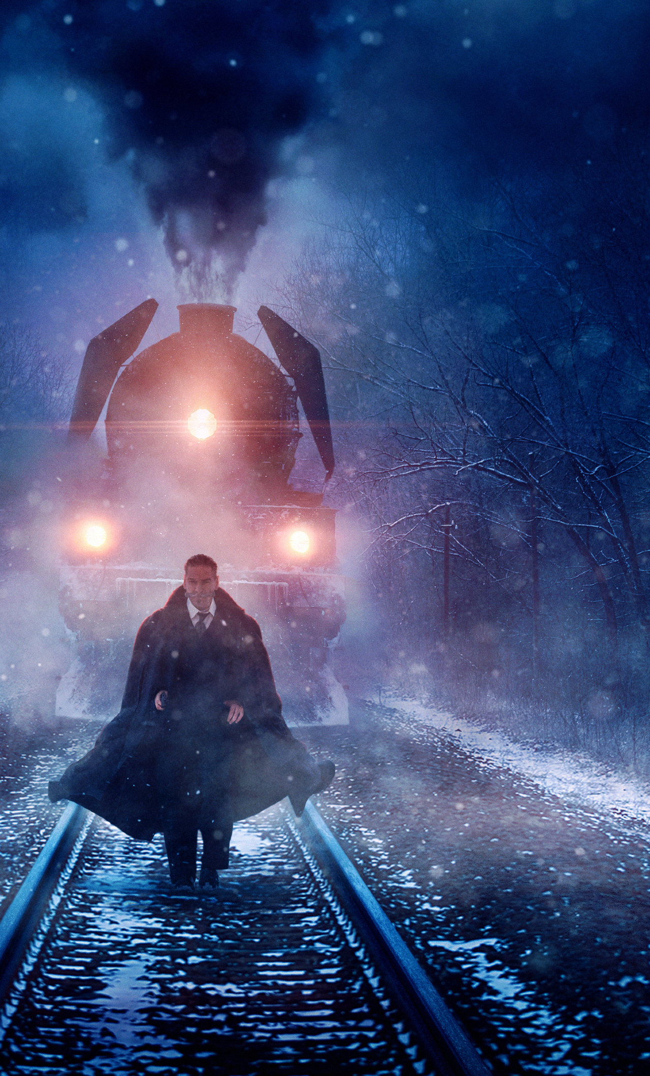 1280x2120 Murder On The Orient Express Poster Iphone 6 Plus