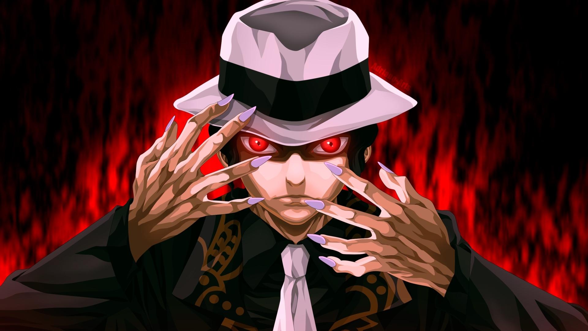 1920x1080 Muzan Kibutsuji In Demon Slayer 1080P Laptop ...