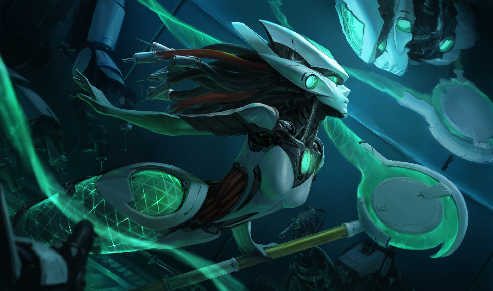 Nami League Of Legends Wallpaper Hd Games 4k Wallpapers Images Photos And Background